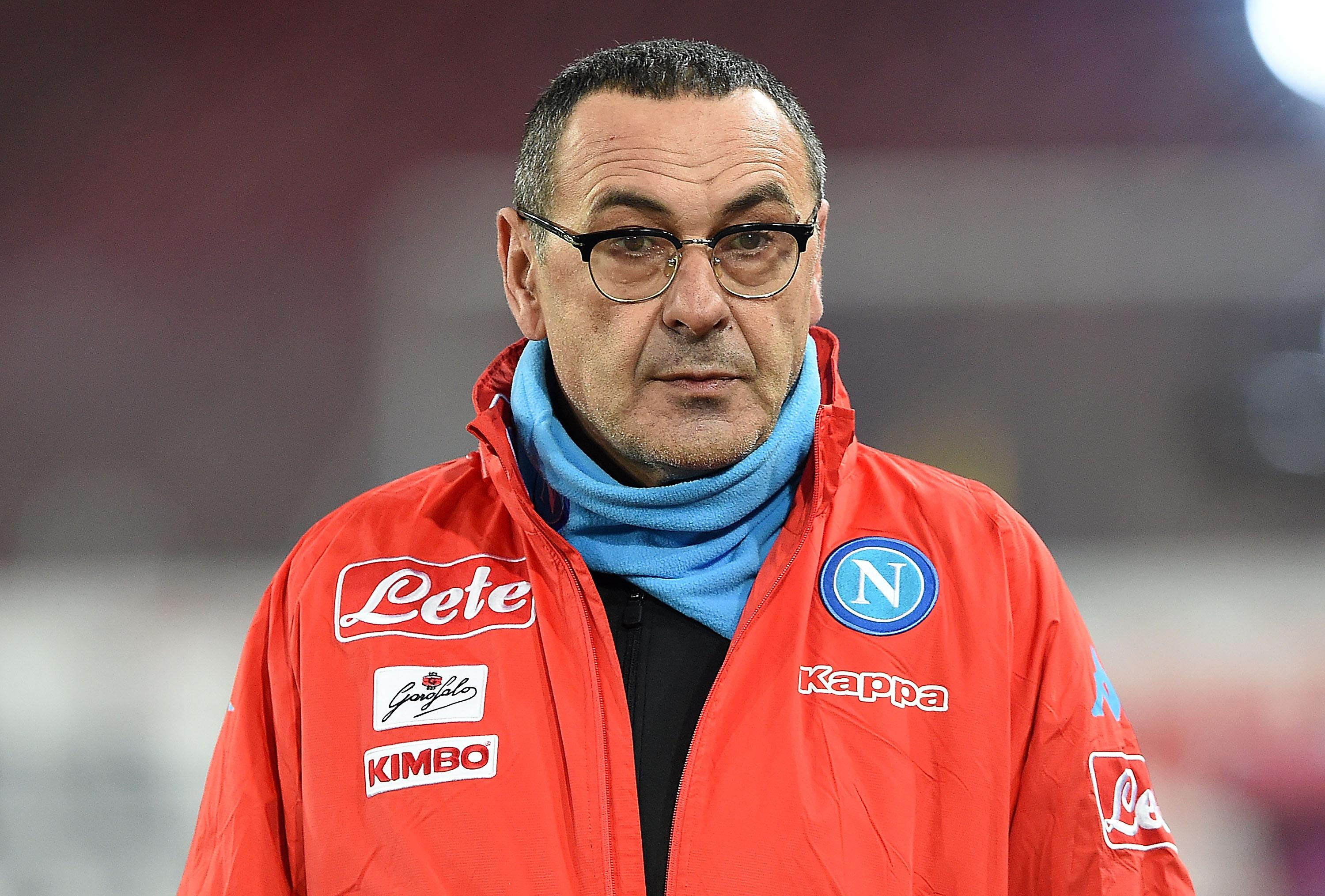 Maurizio Sarri is moving closer towards the Chelsea hot seat - and has turned to a key coach