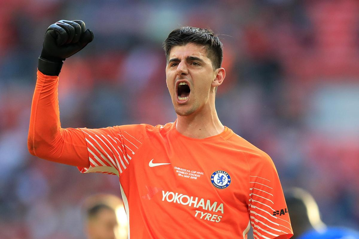 2d2e615c16a Thibaut Courtois 'to have Chelsea contract extension talks after World Cup  and not planning exit'