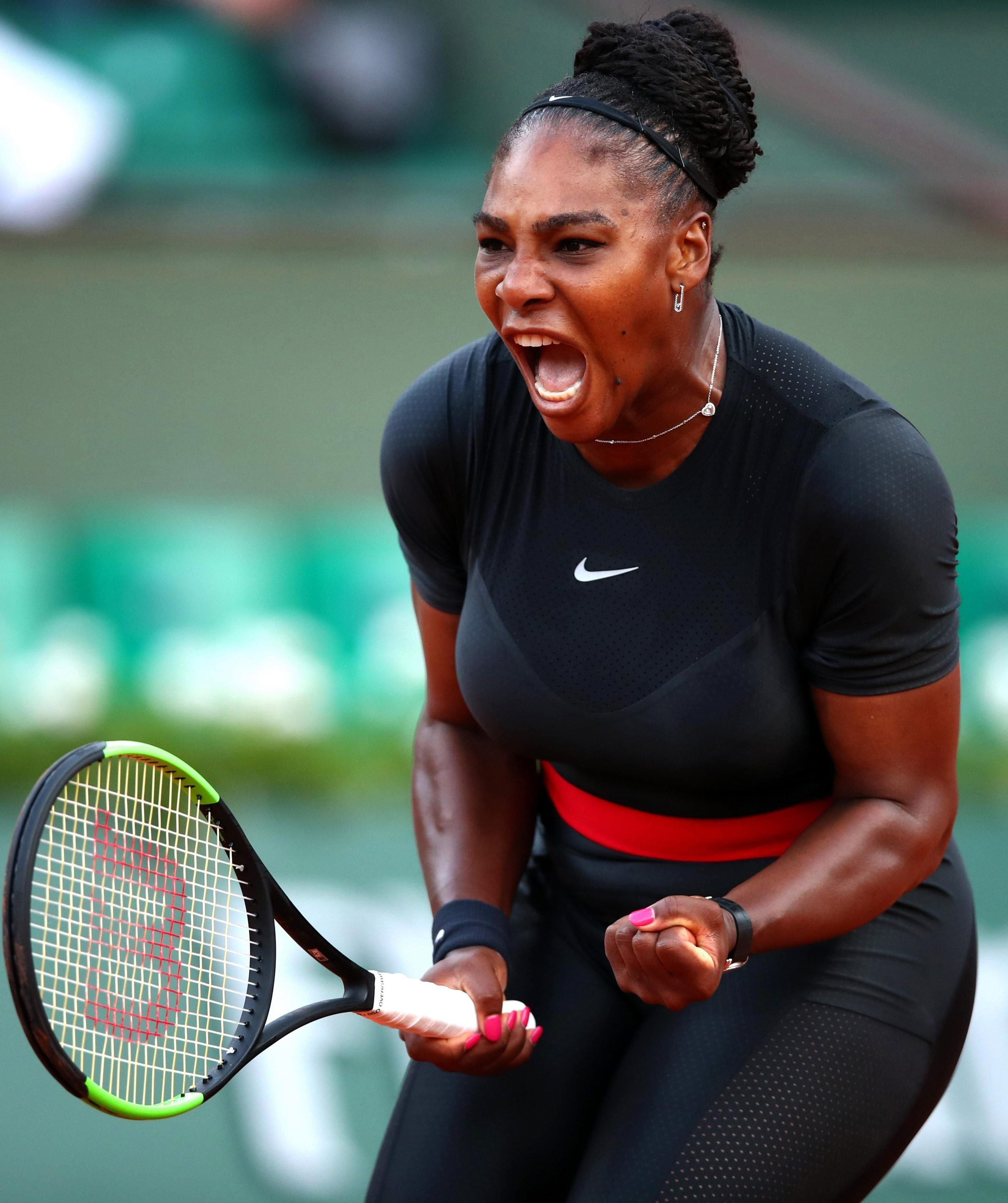 Serena Williams has been ranked World No 1 by the WTA on eight occasions