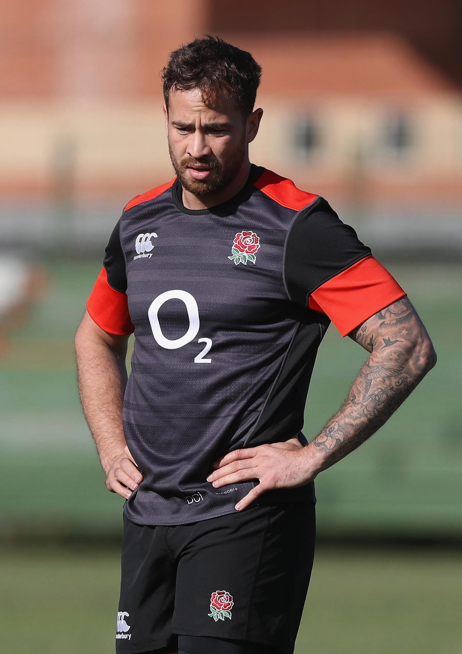 Danny Cipriani has impressed in the Premiership this season and finally won over Eddie Jones