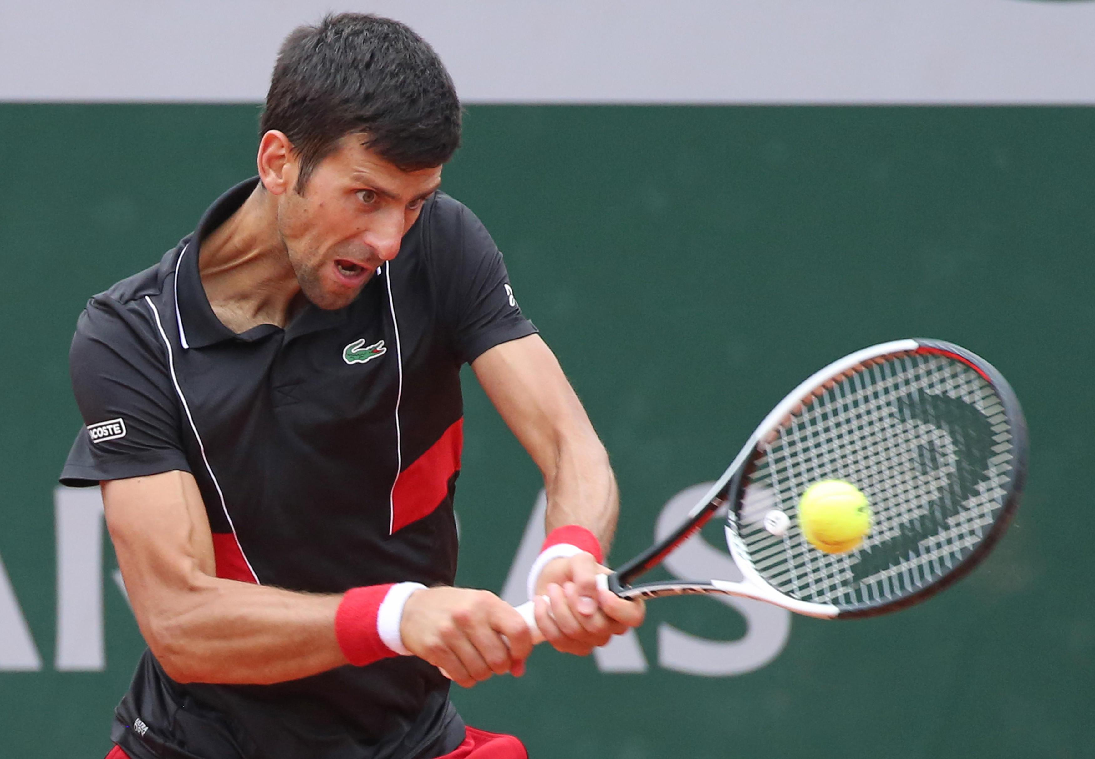 The Serb will look to find form at Queen's before his Wimbledon bid