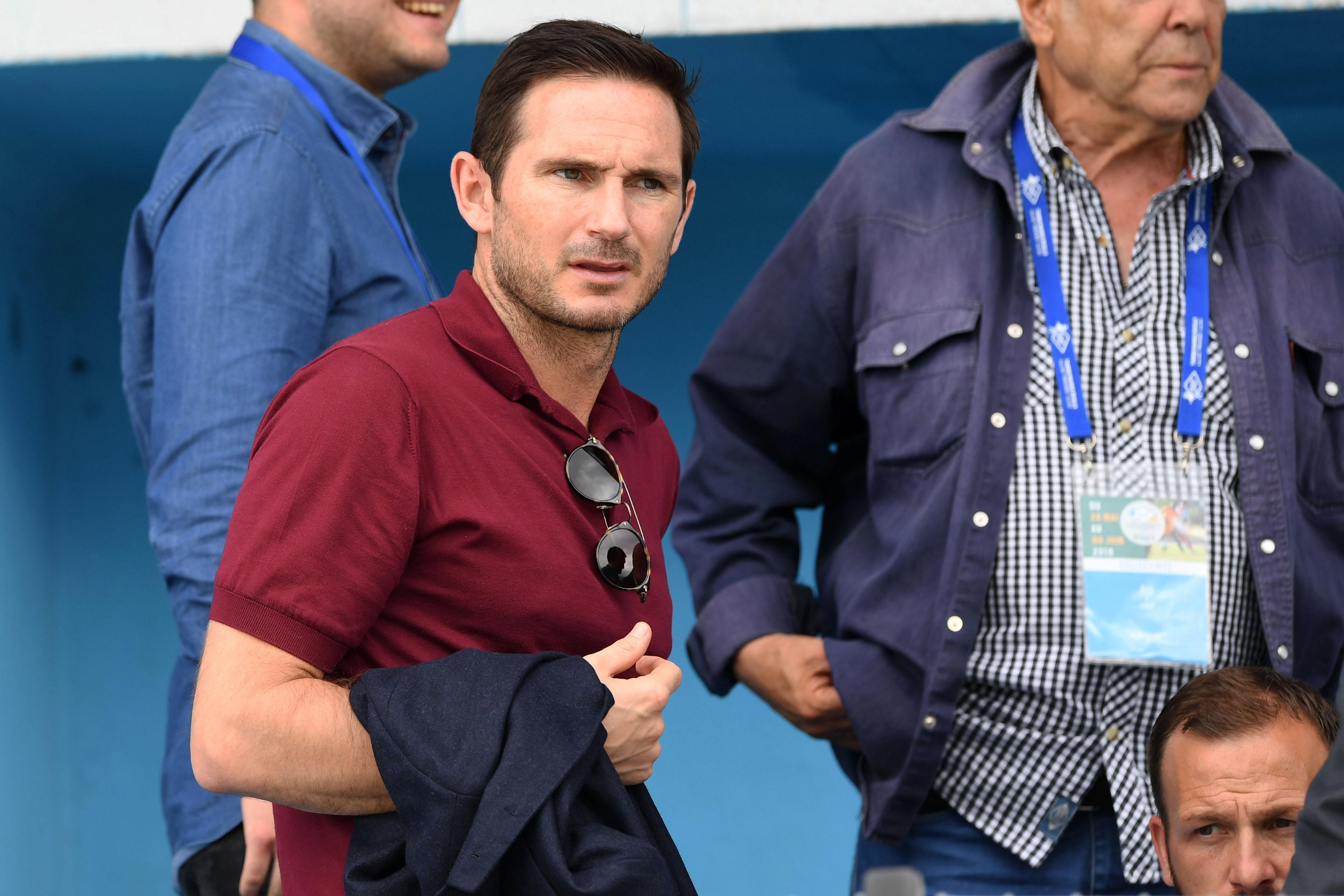 Frank Lampard will be looking to bolster his squad this summer