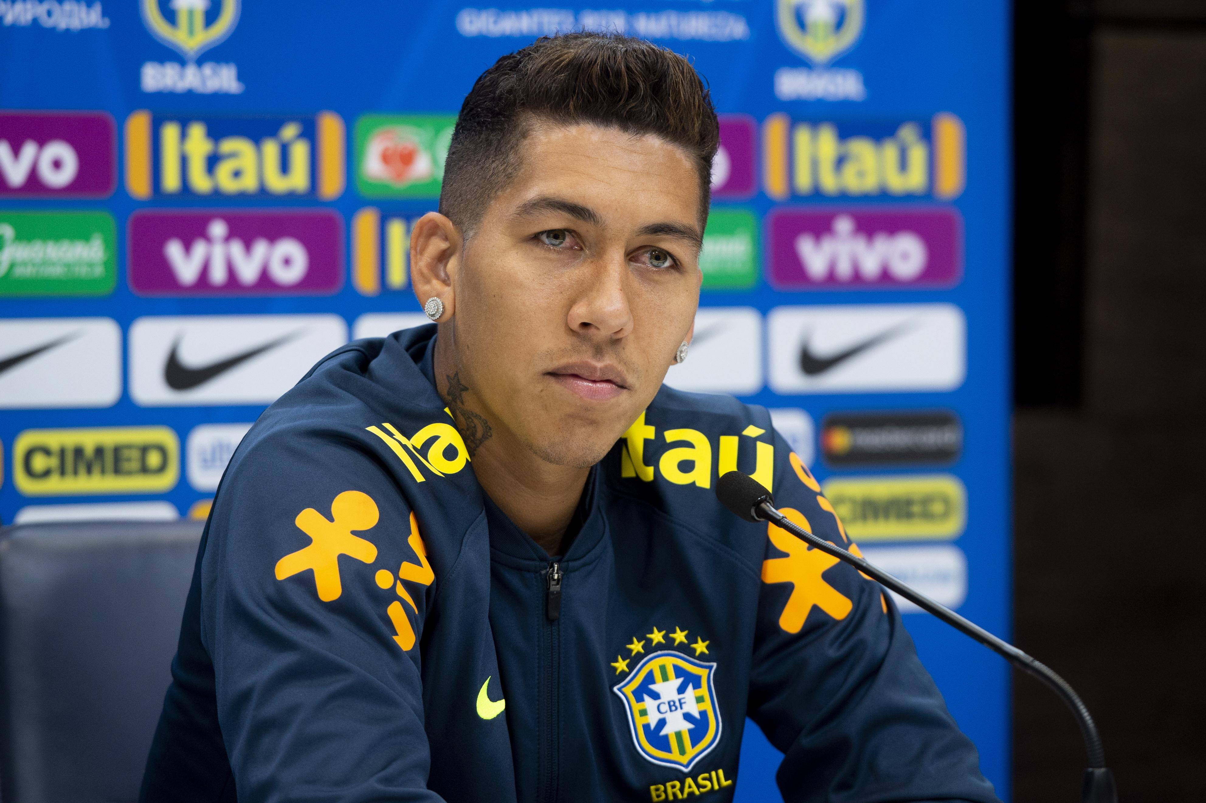 Roberto Firmino responded to Sergio Ramos' comments about the Champions League final