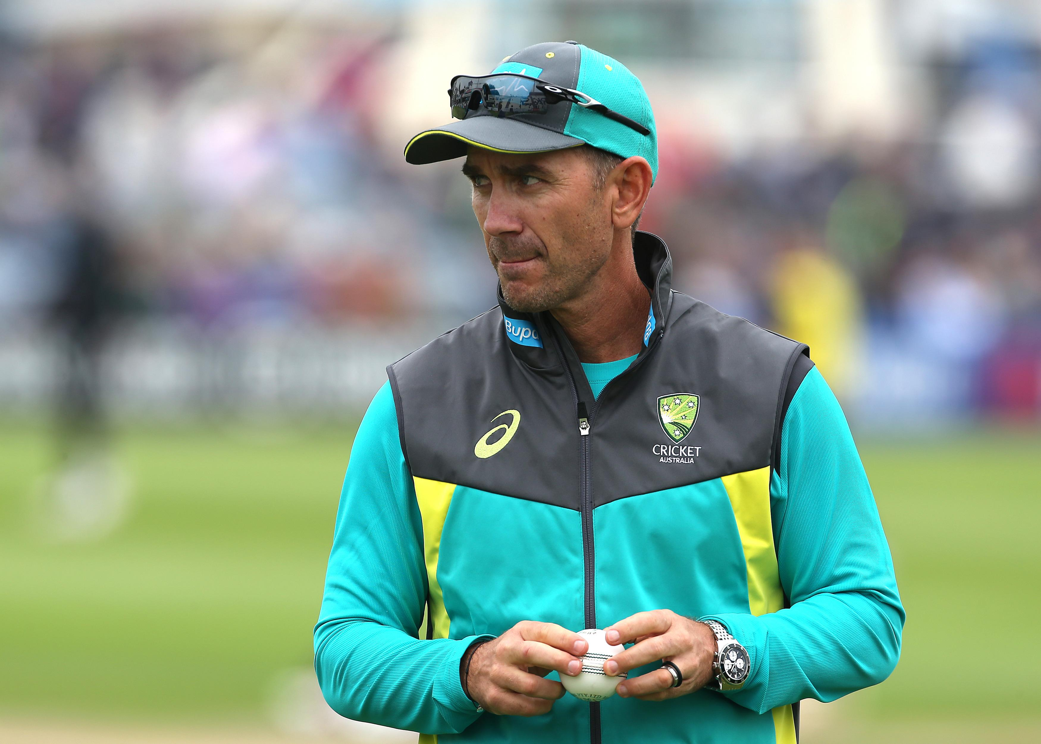 New Australia head coach Justin Langer is promising a new era