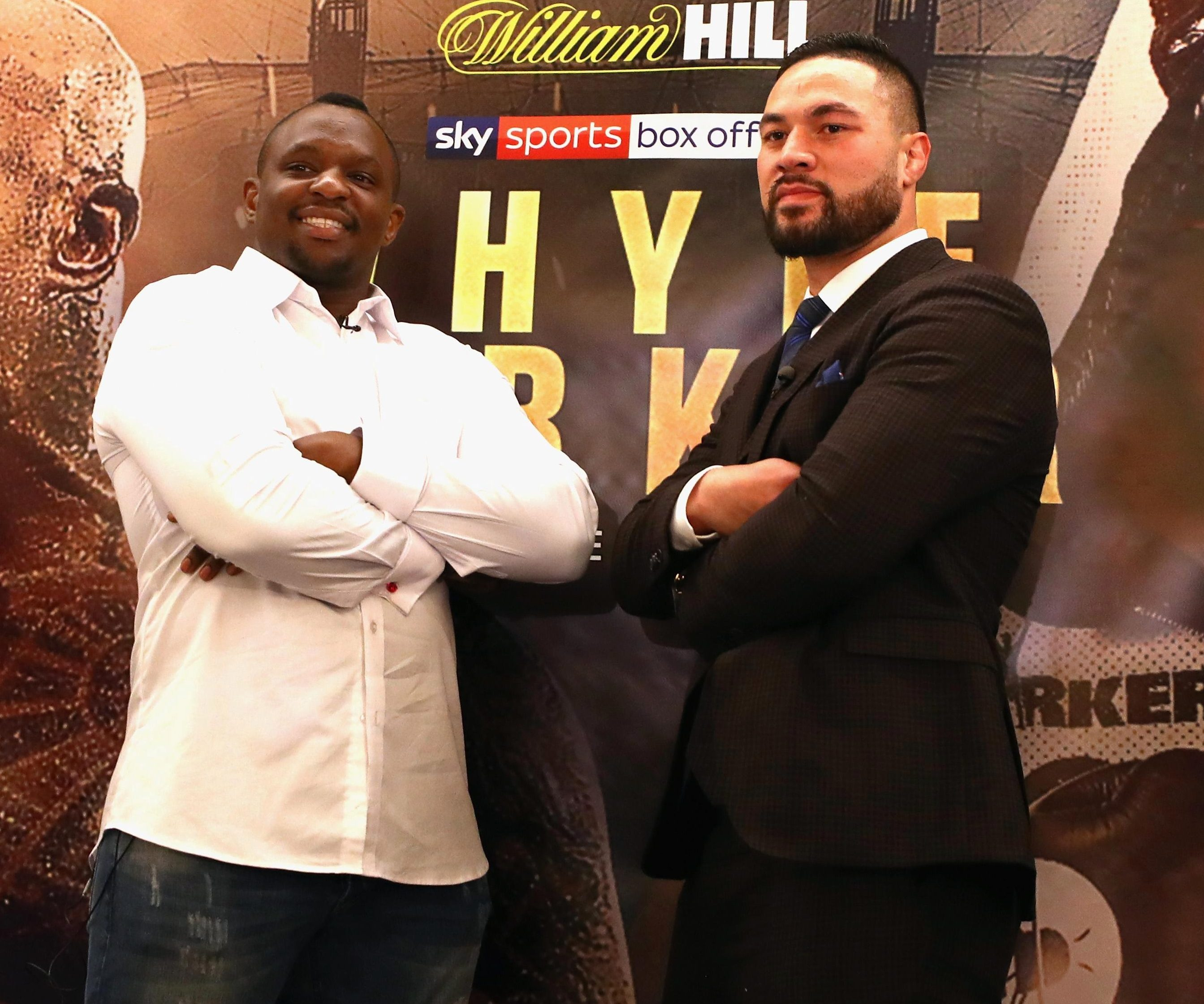 Dillian Whyte is set to face Joseph Parker in September - and also hit out at Tyson Fury