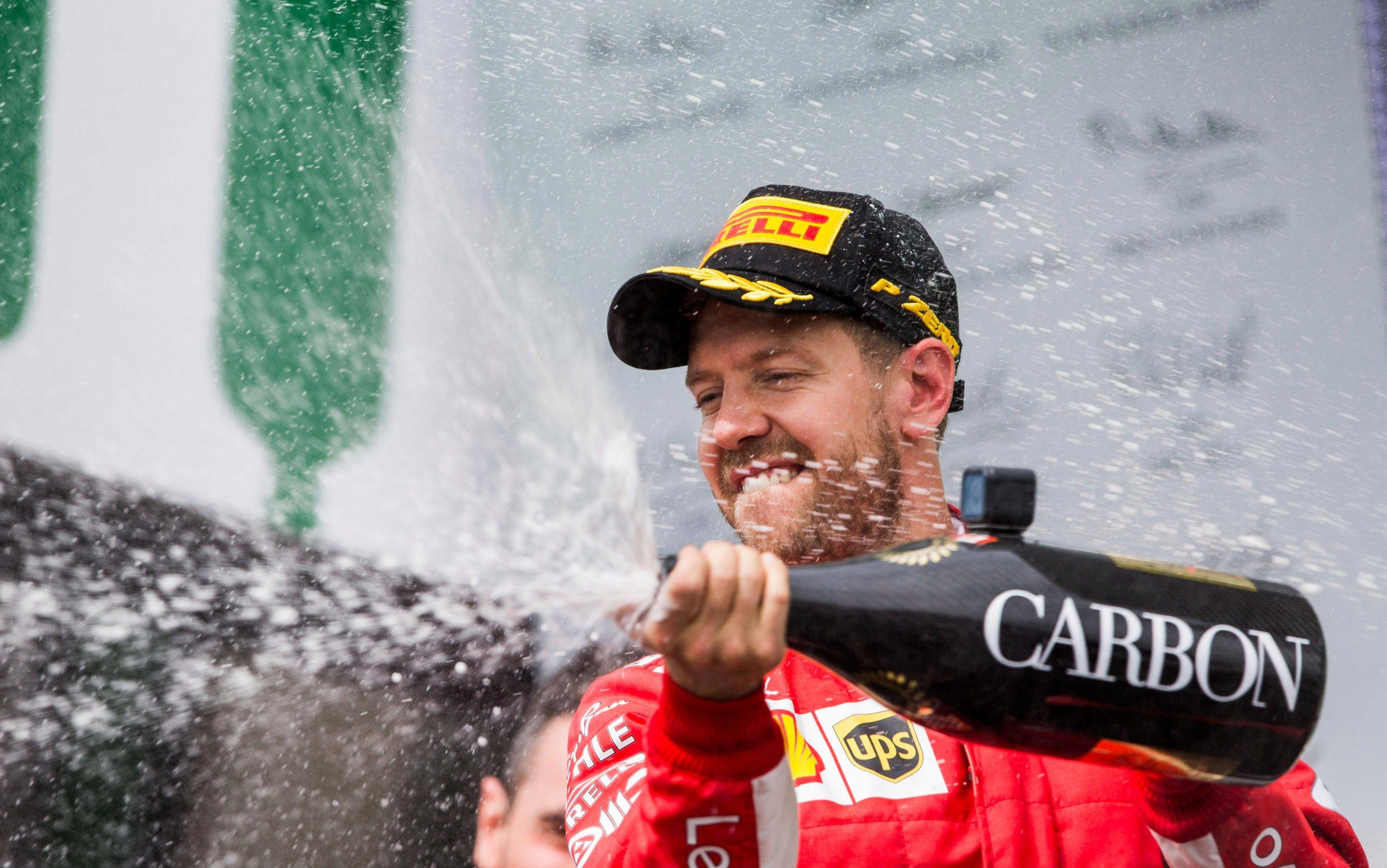Seb Vettel will be eyeing up his fifth title