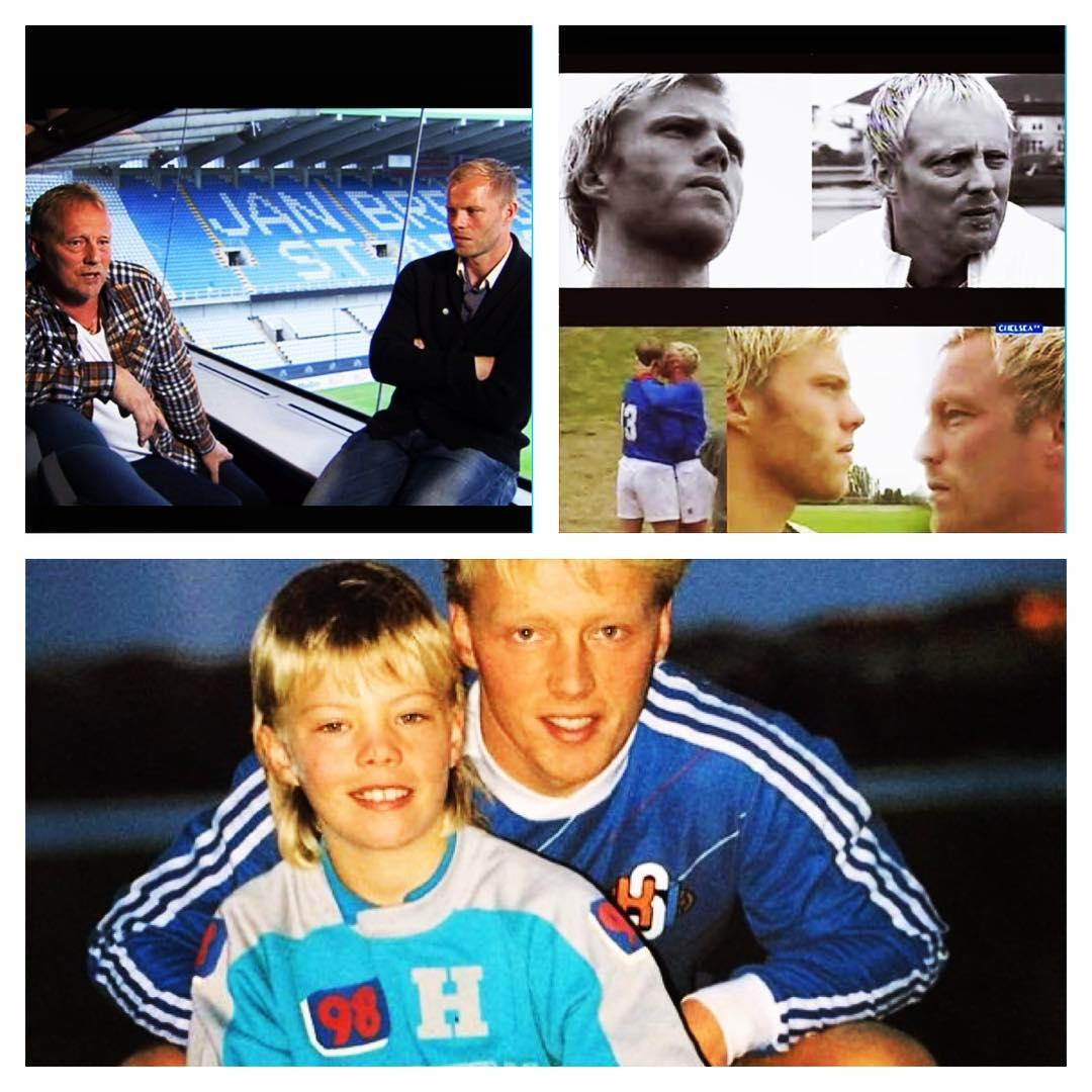 When Eidur Gudjohnsen was growing up, he leaned heavily on the advice from father Arnor who was a big star in his native Iceland