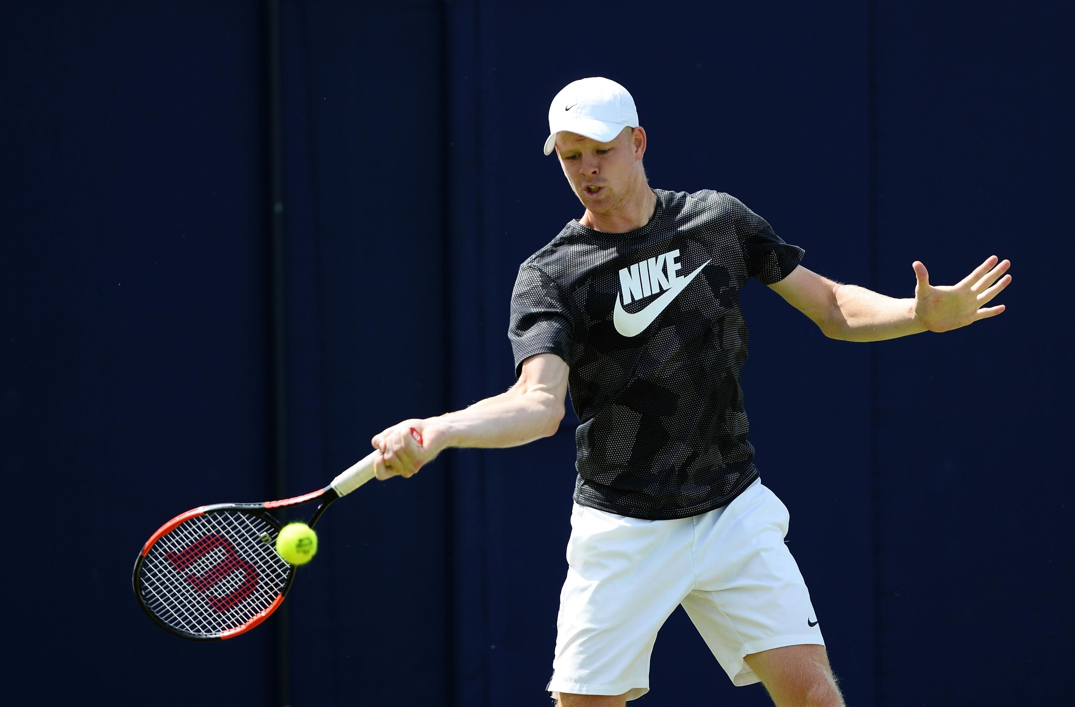 Murray's slip in the rankings allowed Edmund to become British no.1