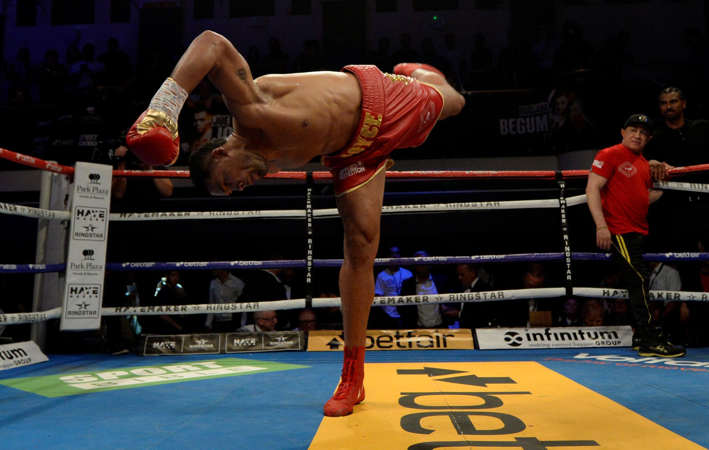 Joe Joyce wants to fight British champ Hughie Fury next