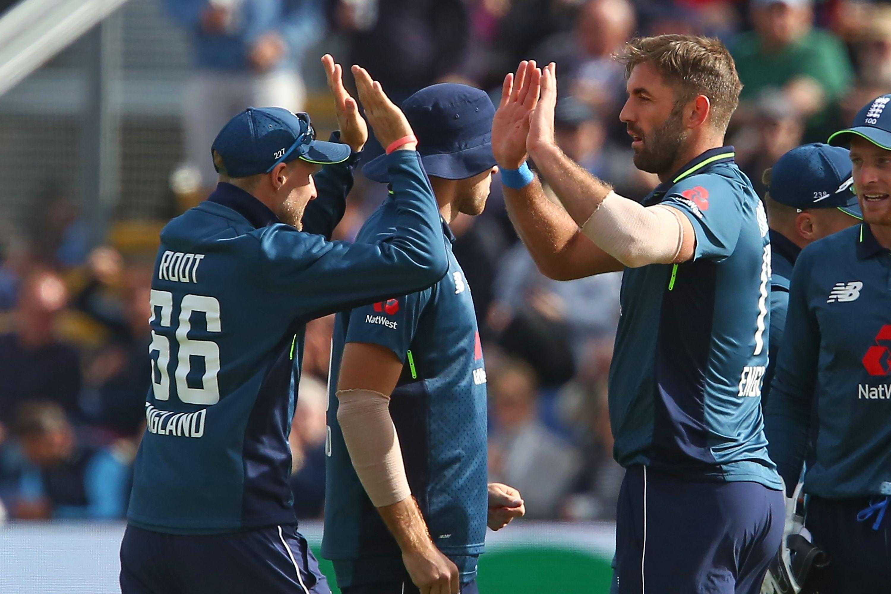 England won by 38 runs in the second ODI in Cardiff