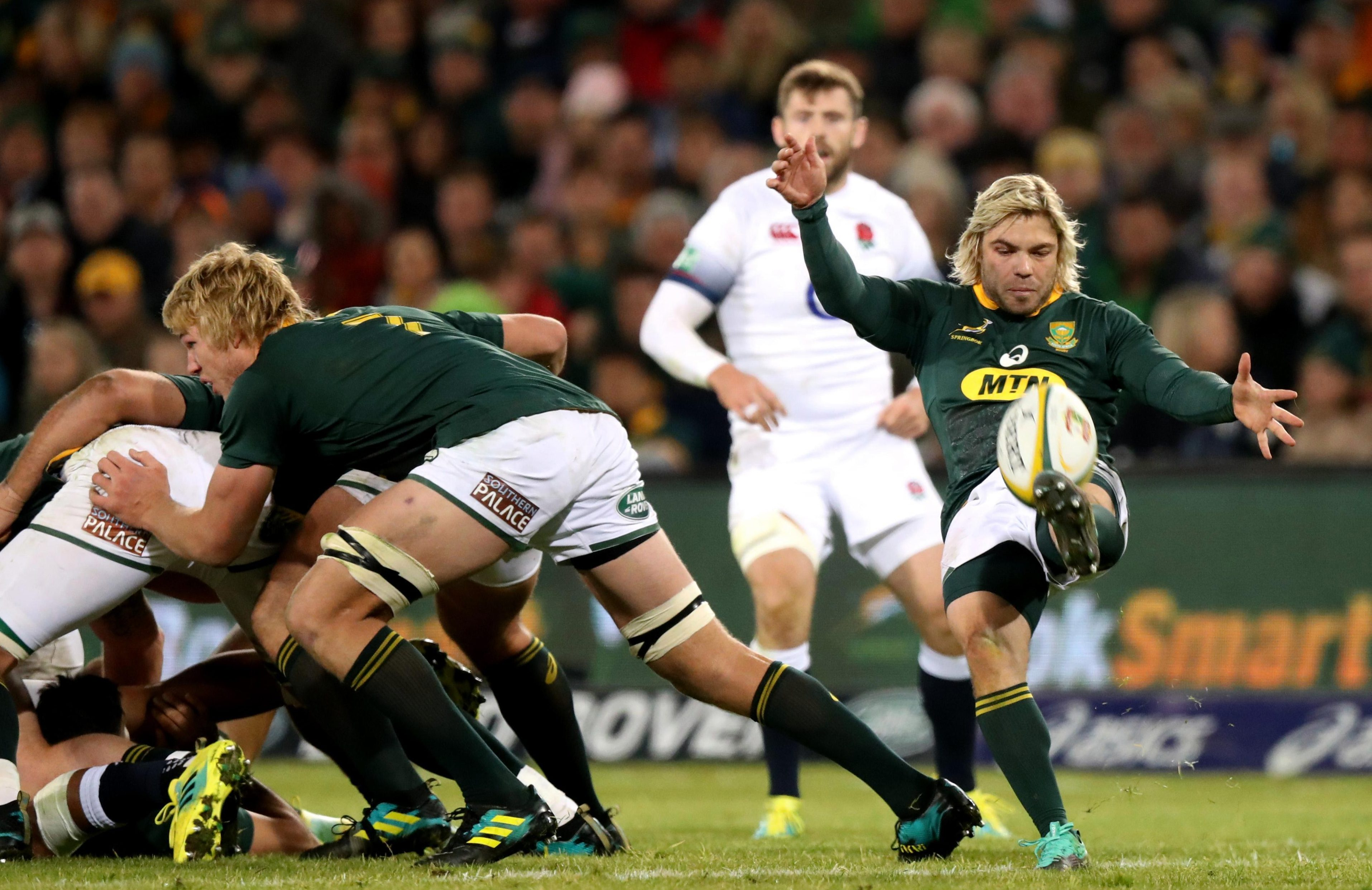 The likes of Faf de Klerk will have to be stopped if England want to taste victory