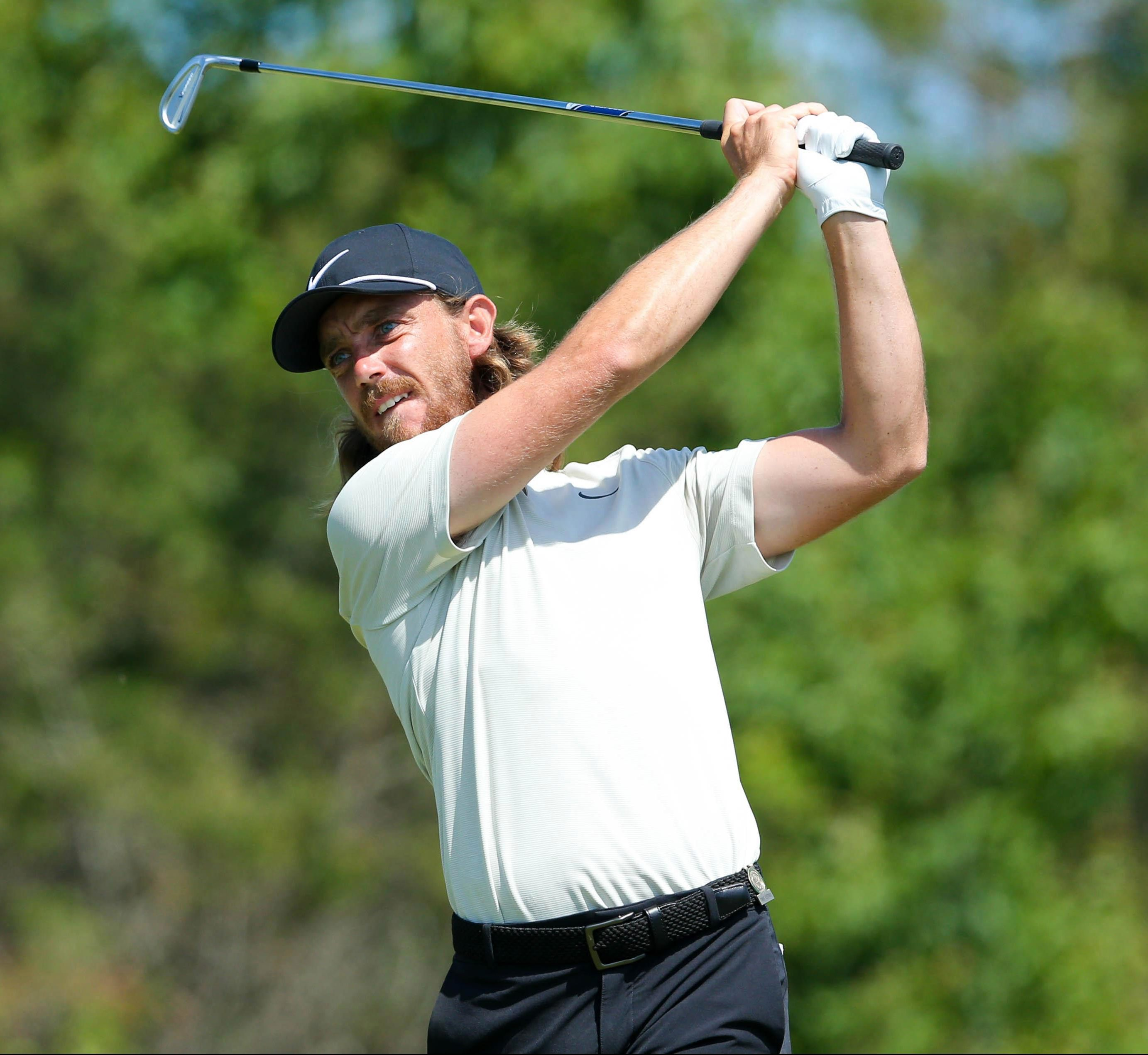 Southport sensation Tommy Fleetwood was in the form of his life in the US Open