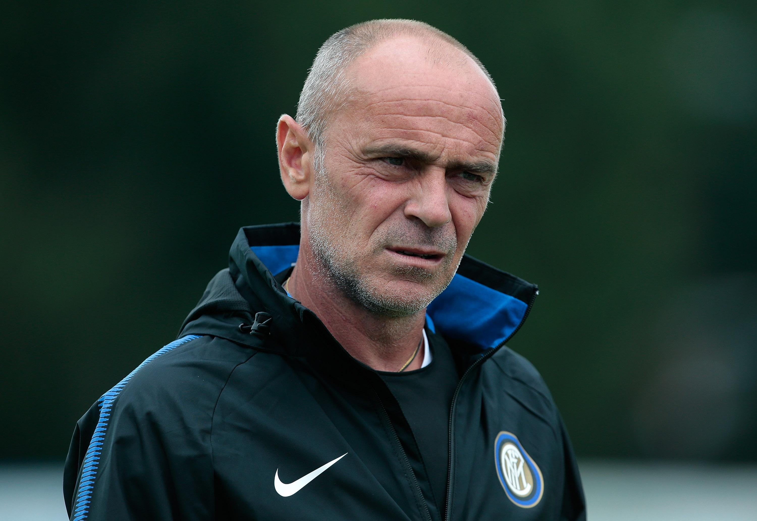 Old pal Giovanni Martusciello is set to leave Inter Milan to join Sarri in London