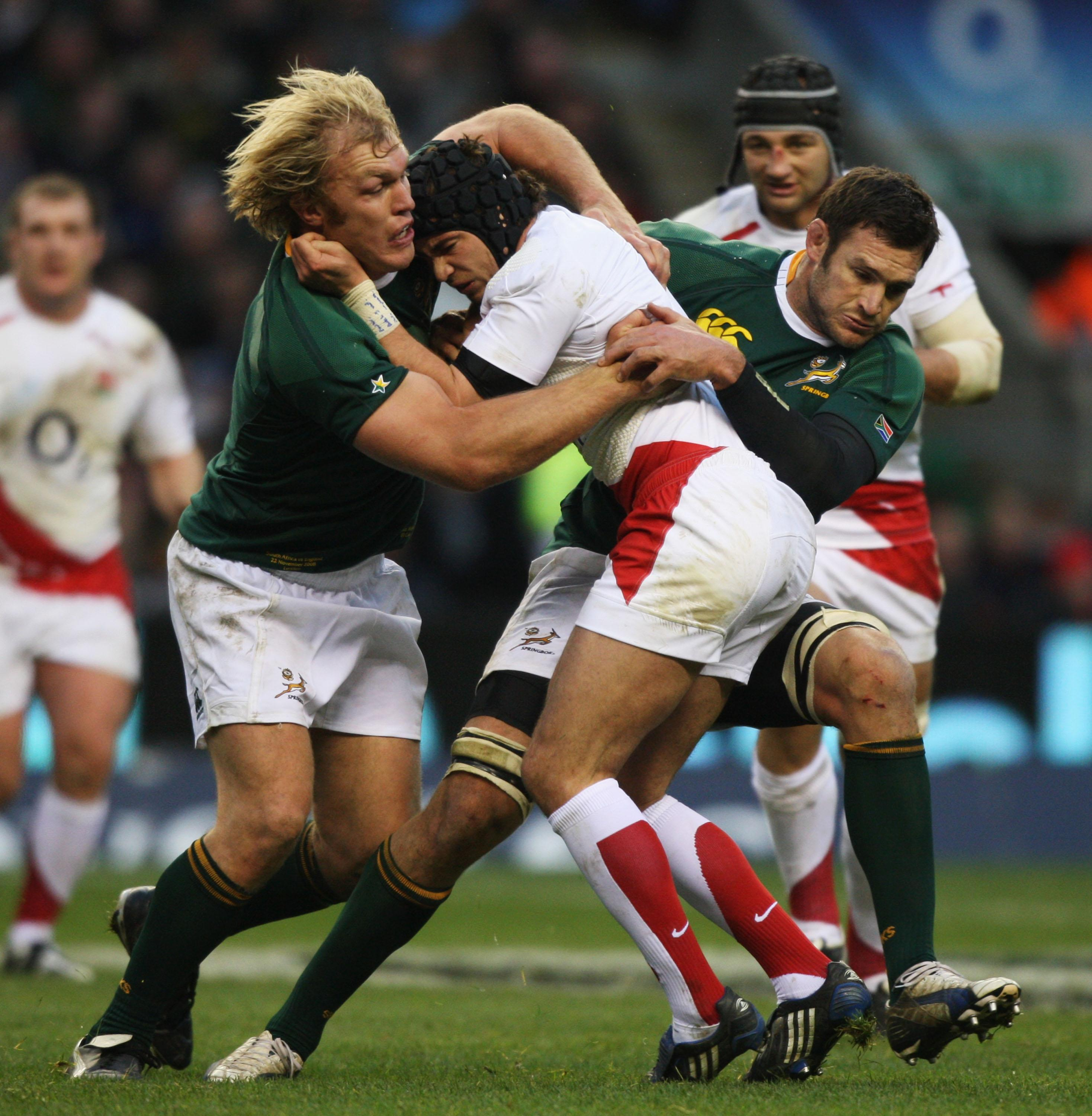 Cipriani in action against South Africa ten years ago