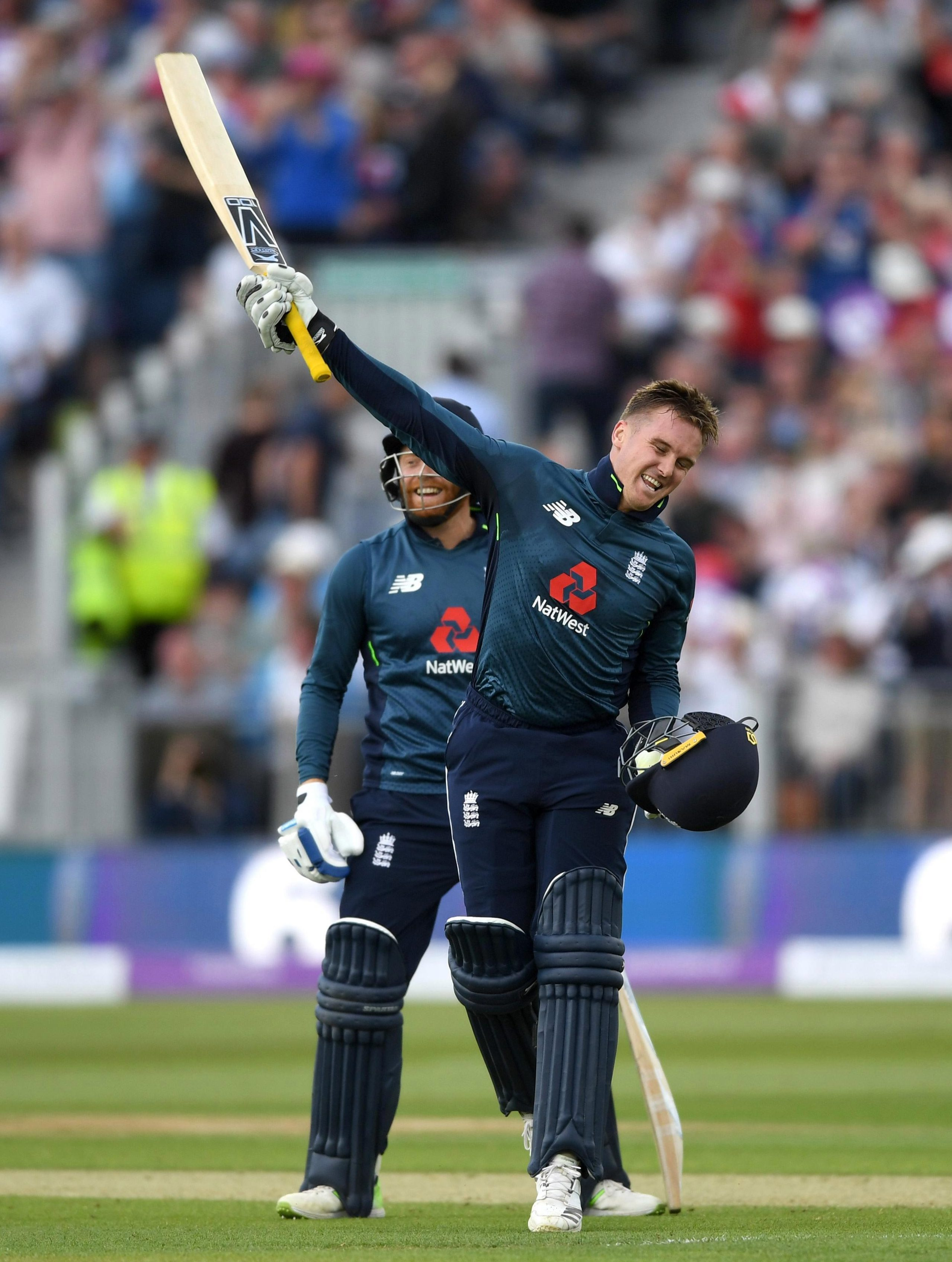 Jason Roy hit another century as England smashed Australia again