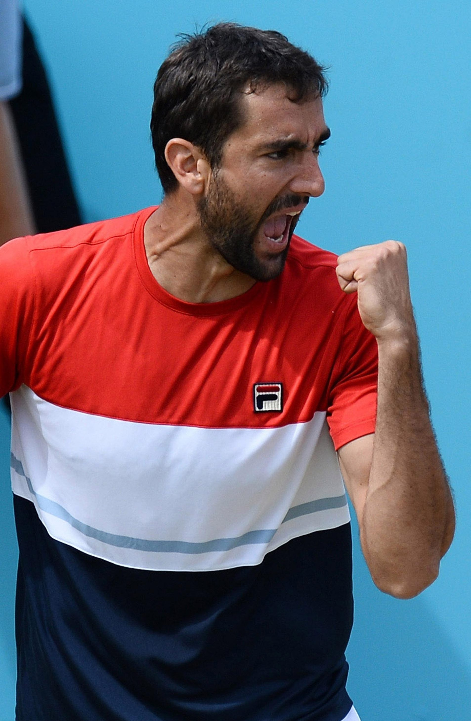 Cilic emerged the winner by playing better in the tiebreaks and looks in excellent form heading to Wimbledon