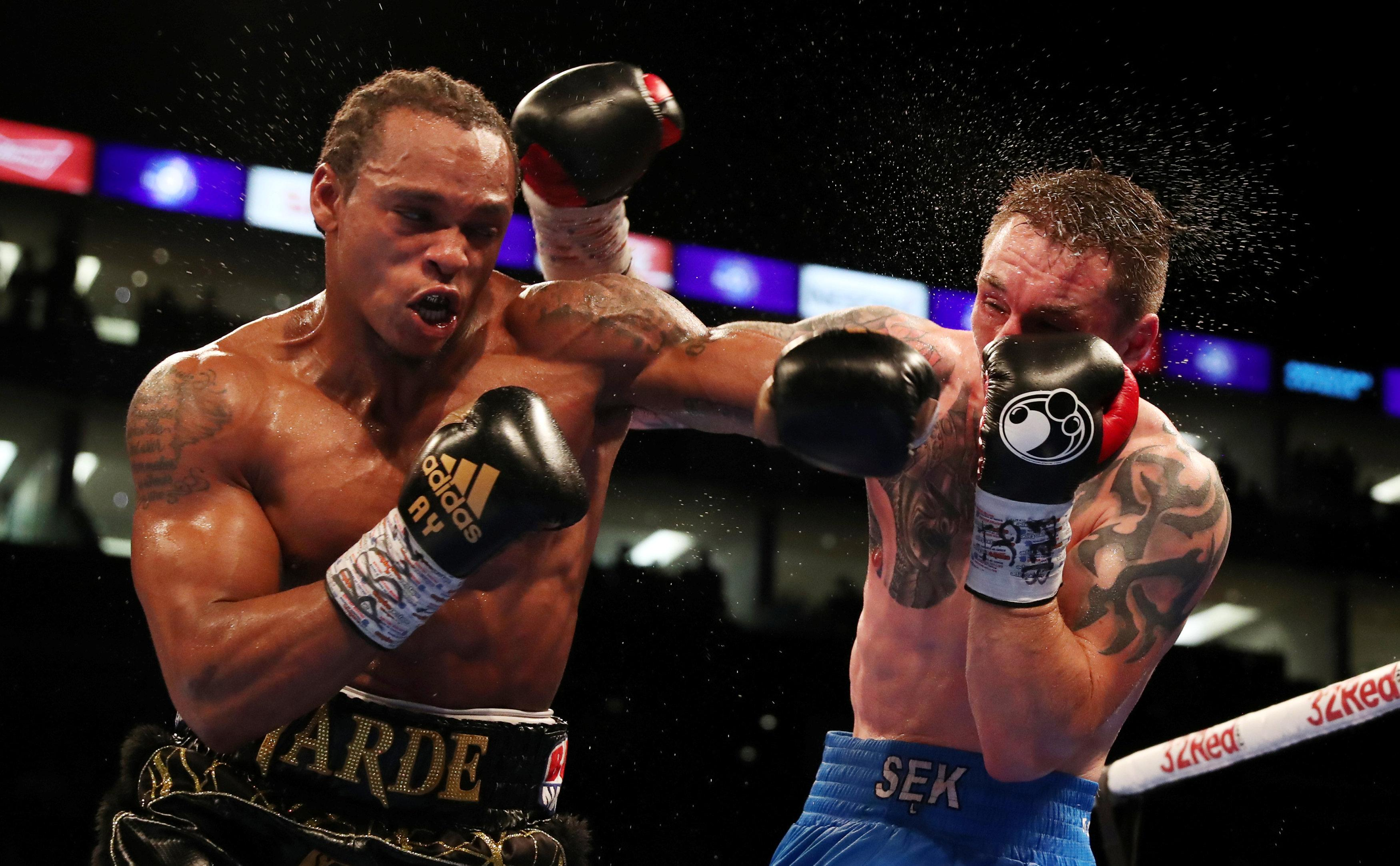 Anthony Yarde floored Polish brute Dariusz Sek within 90 seconds on his way to a massive win
