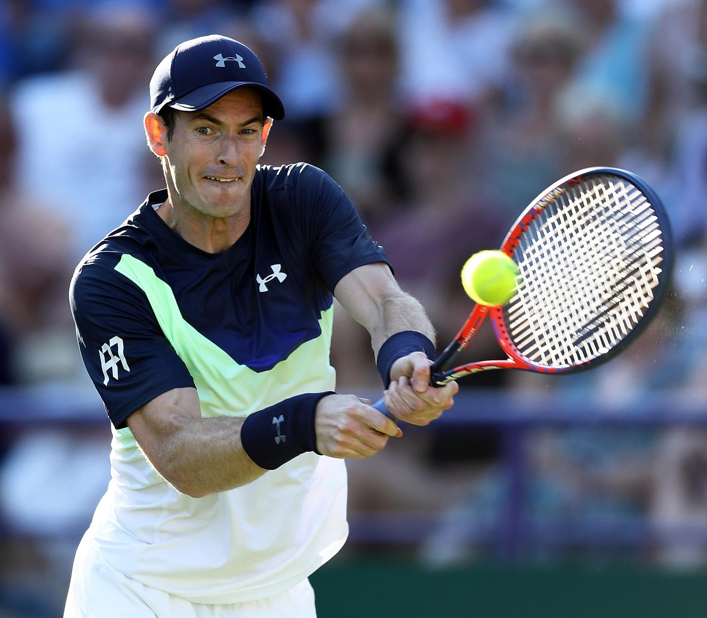 Scot Andy Murray is undecided if he'll bid for a third Wimbledon title in July