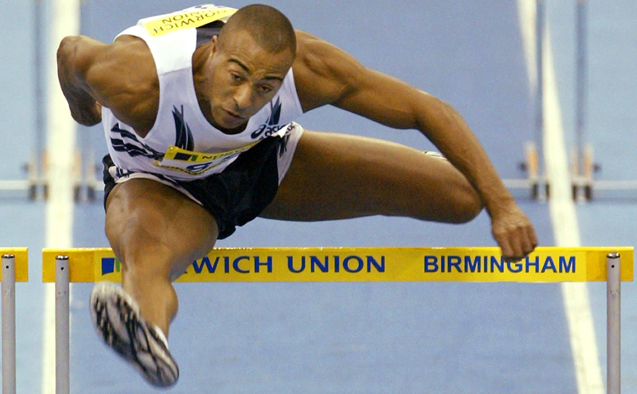 Colin Jackson won a silver medal at the 1988 Summer Olympics and took gold twice in the 110m hurdles at the World Championships.