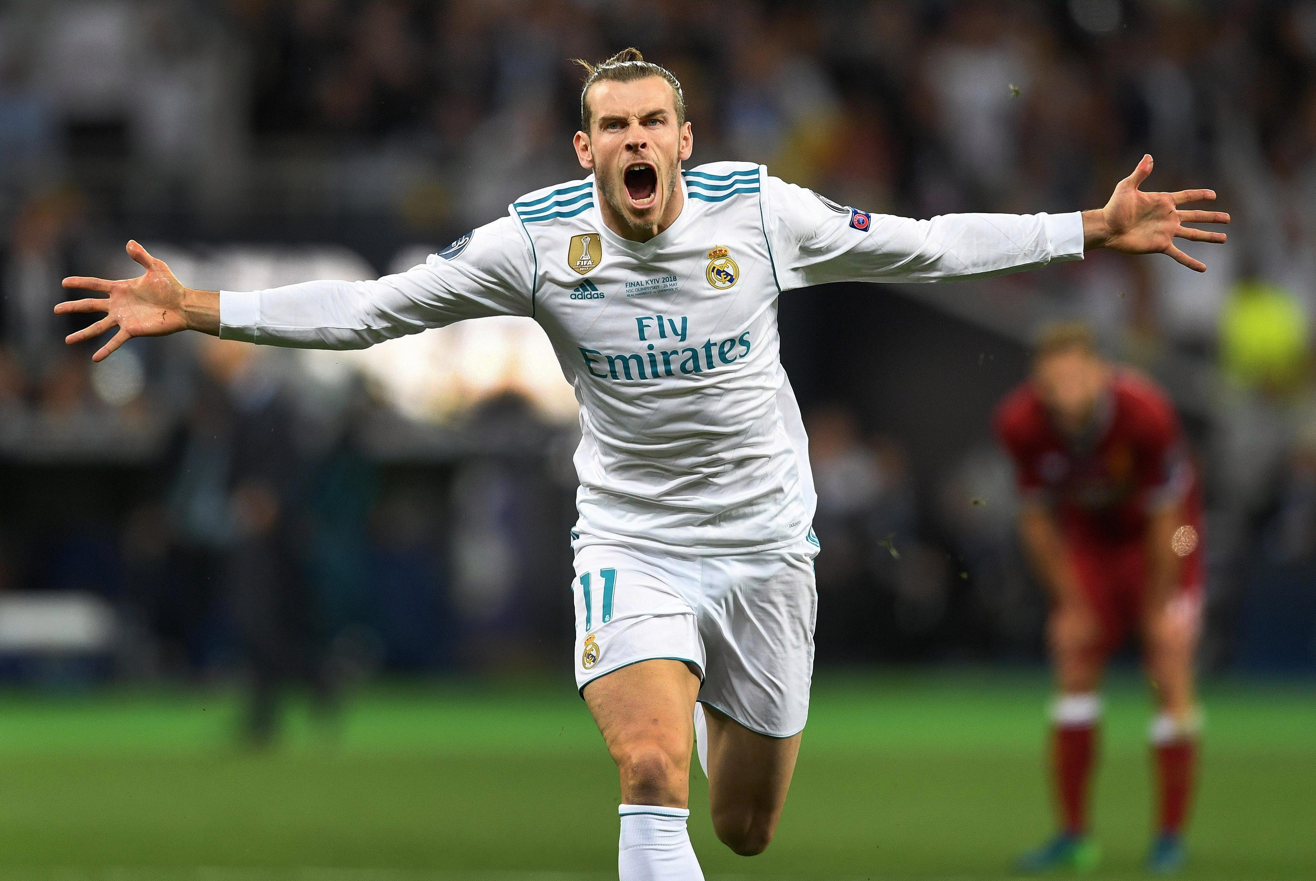 Gareth Bale is a target for Manchester United but will wait to decide future