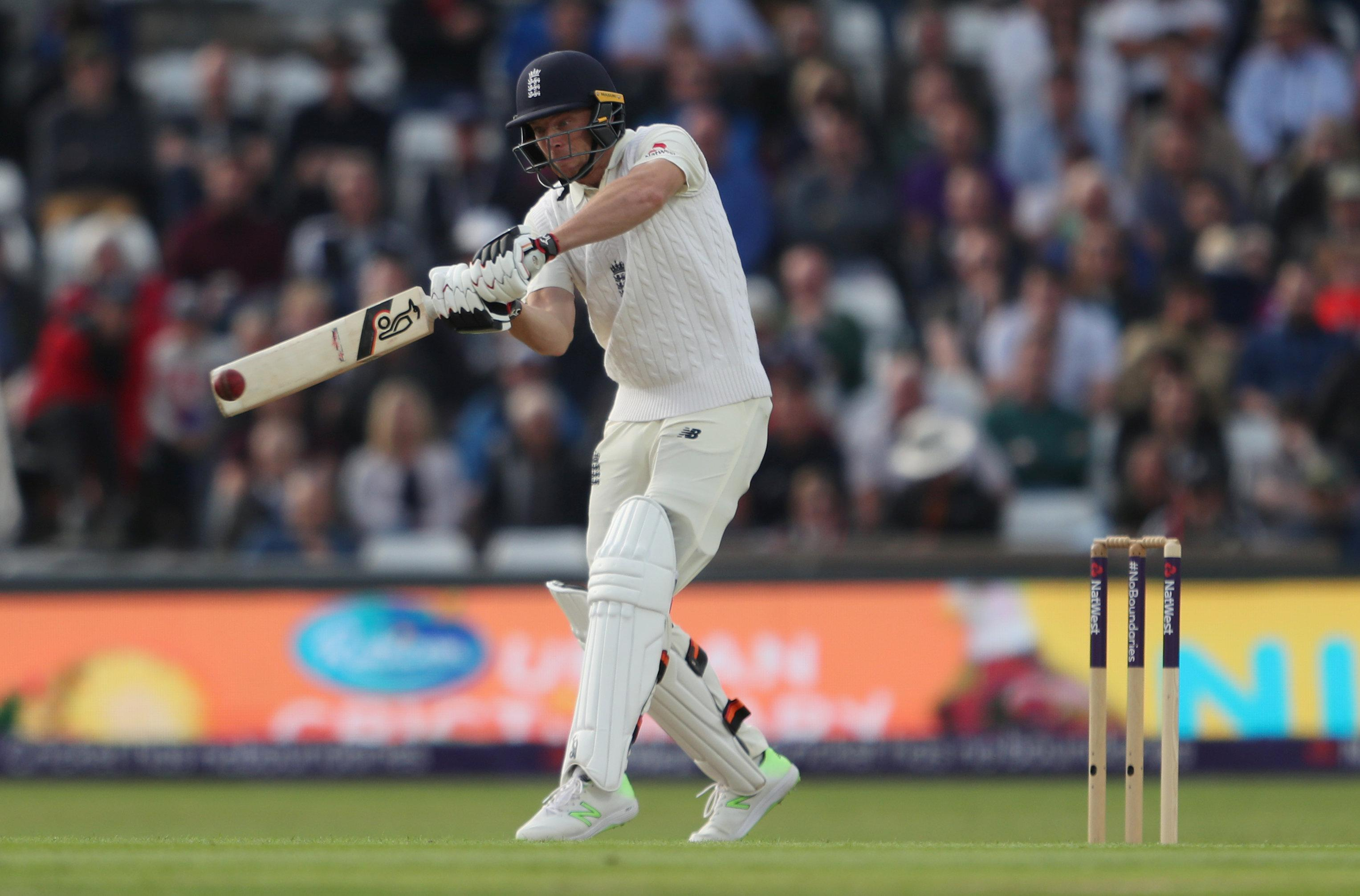 Jos Buttler's evening cameo helped England build a solid first-innings lead