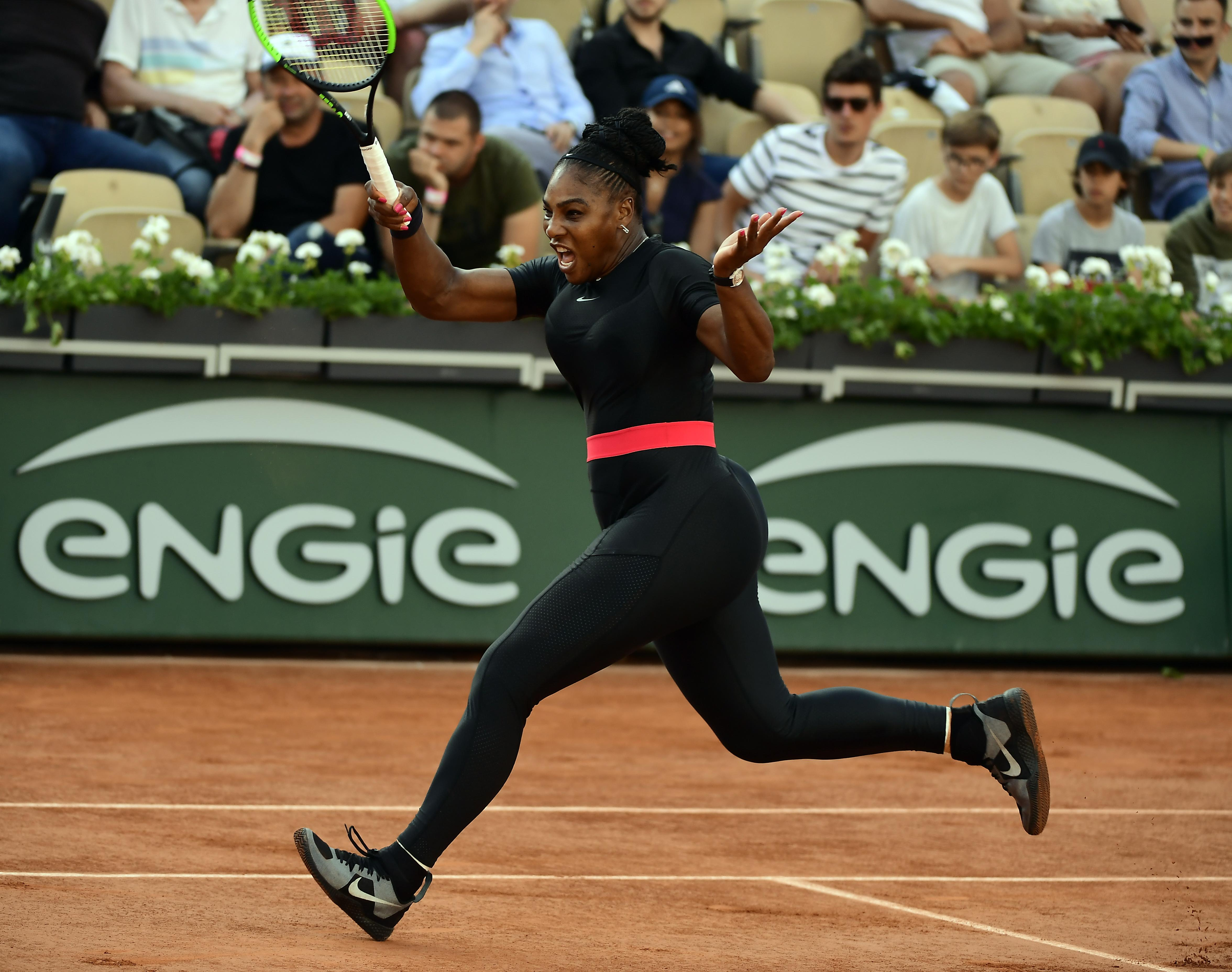 Serena has won 19 of her 21 matches against the Russian