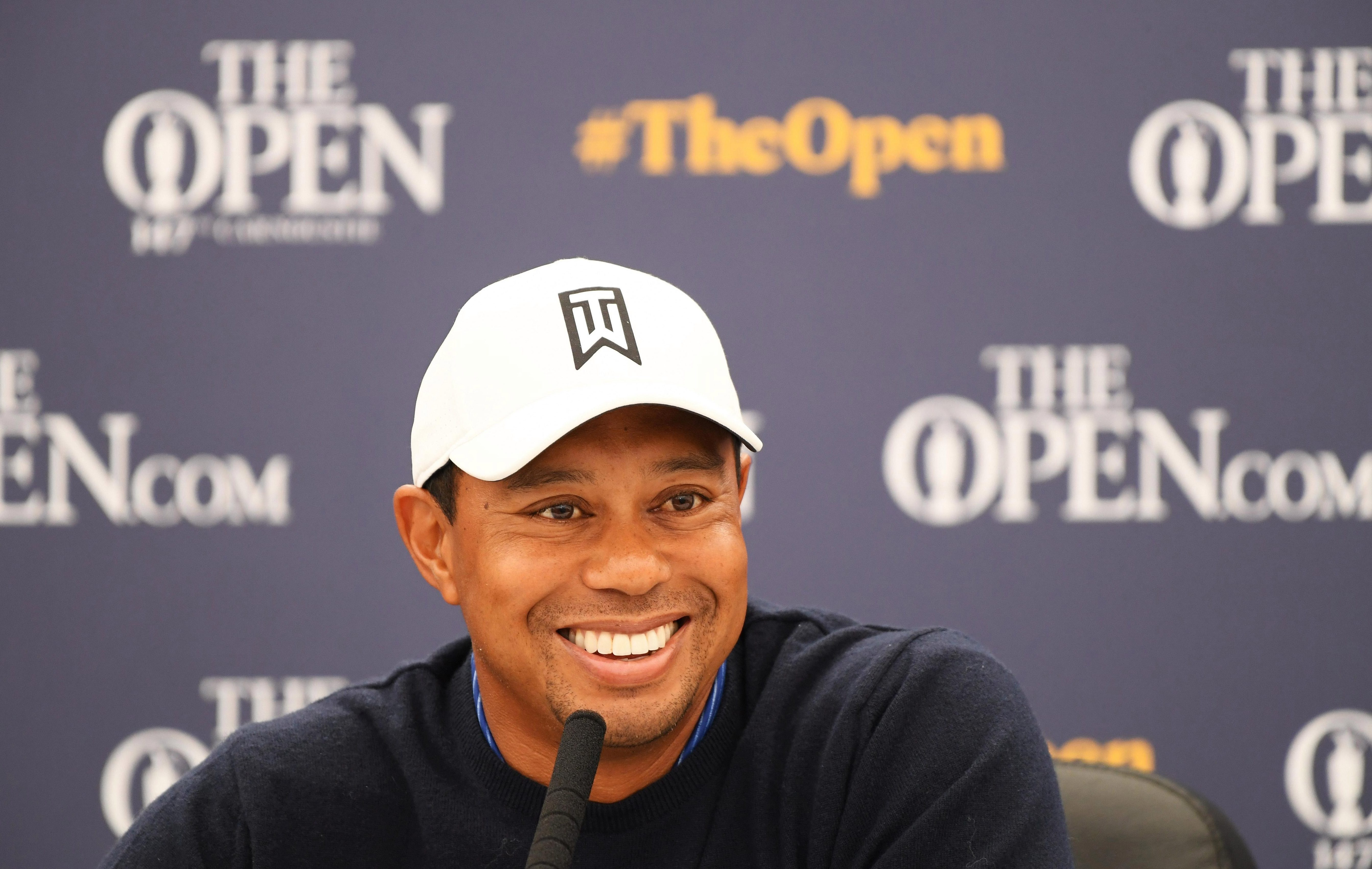 Tiger Woods winning the Open will mean a record payout for bookies