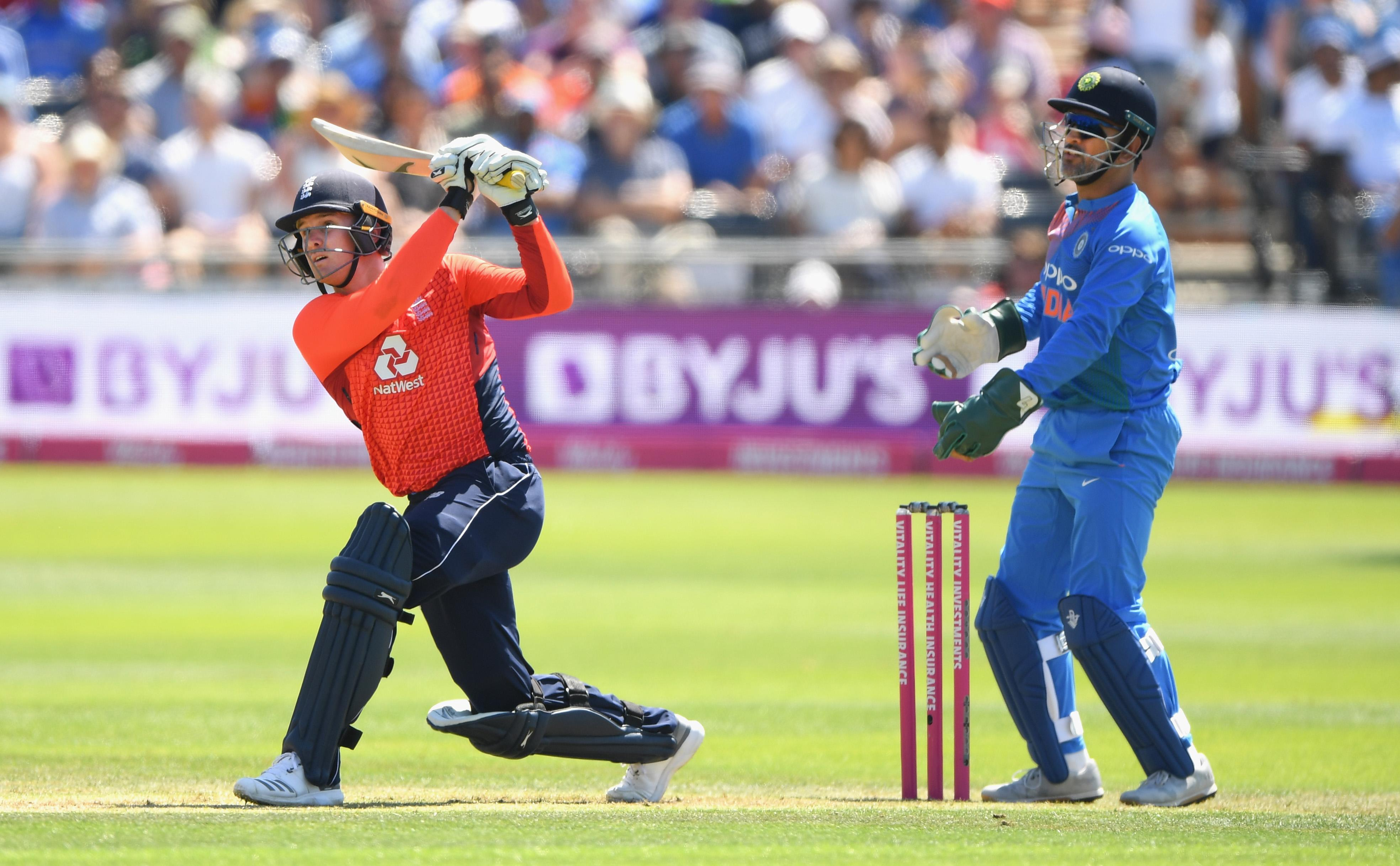Jason Roy smashed 67 from 31 deliveries to get England off to a flying start