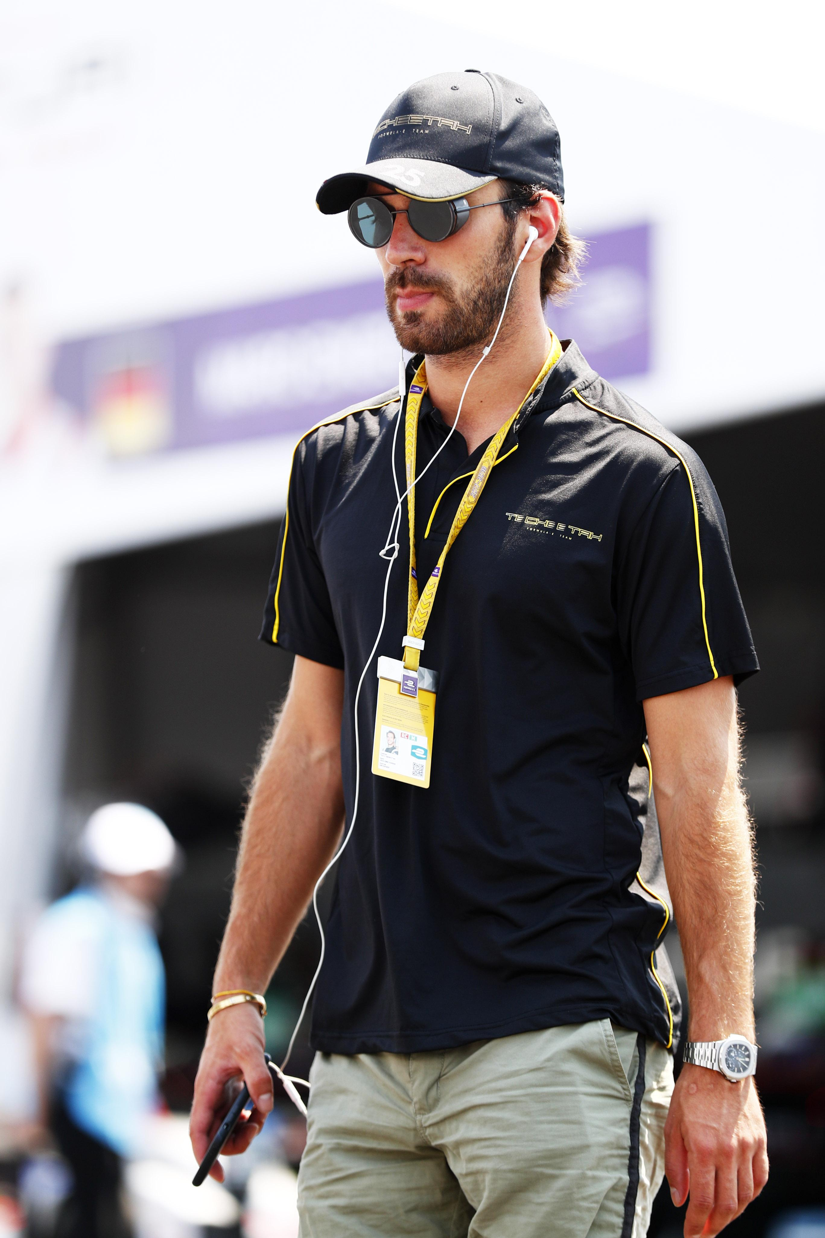 Jean Eric-Vergne leads the championship ahead of the final weekend of the season