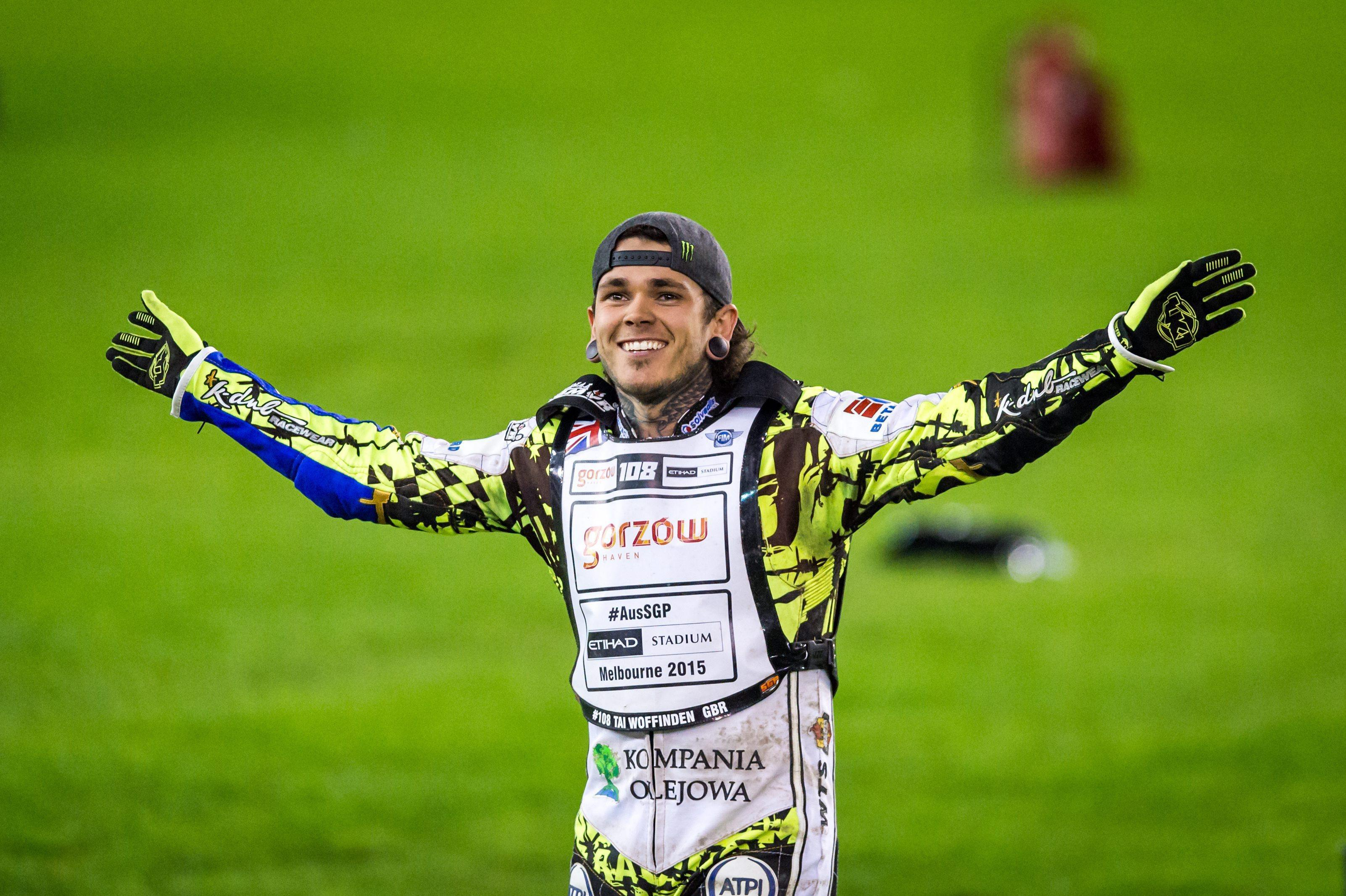 Woffinden is likely to be the star attraction