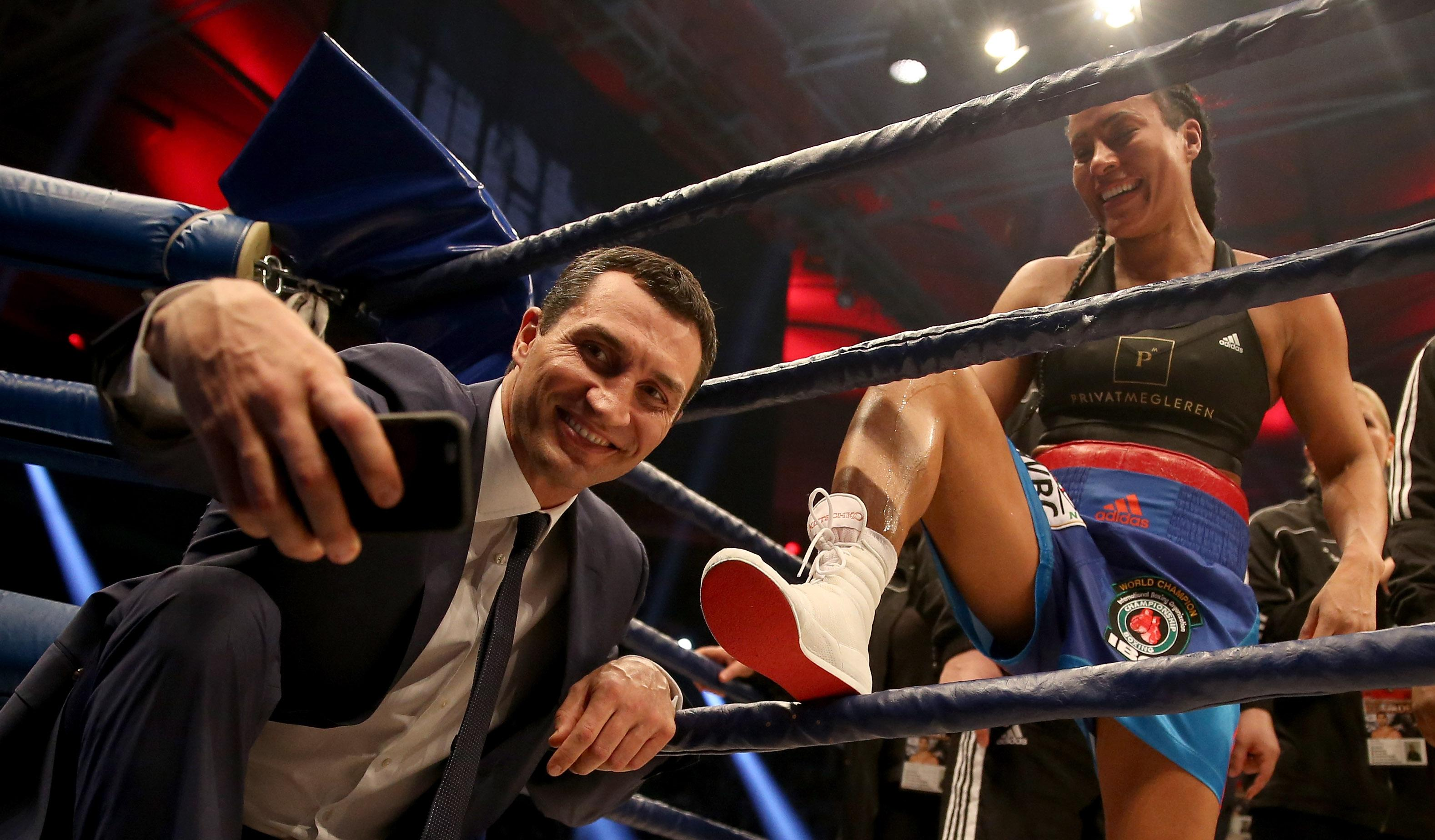 Cecilia Braekhus is ready for yet another defence of her belts