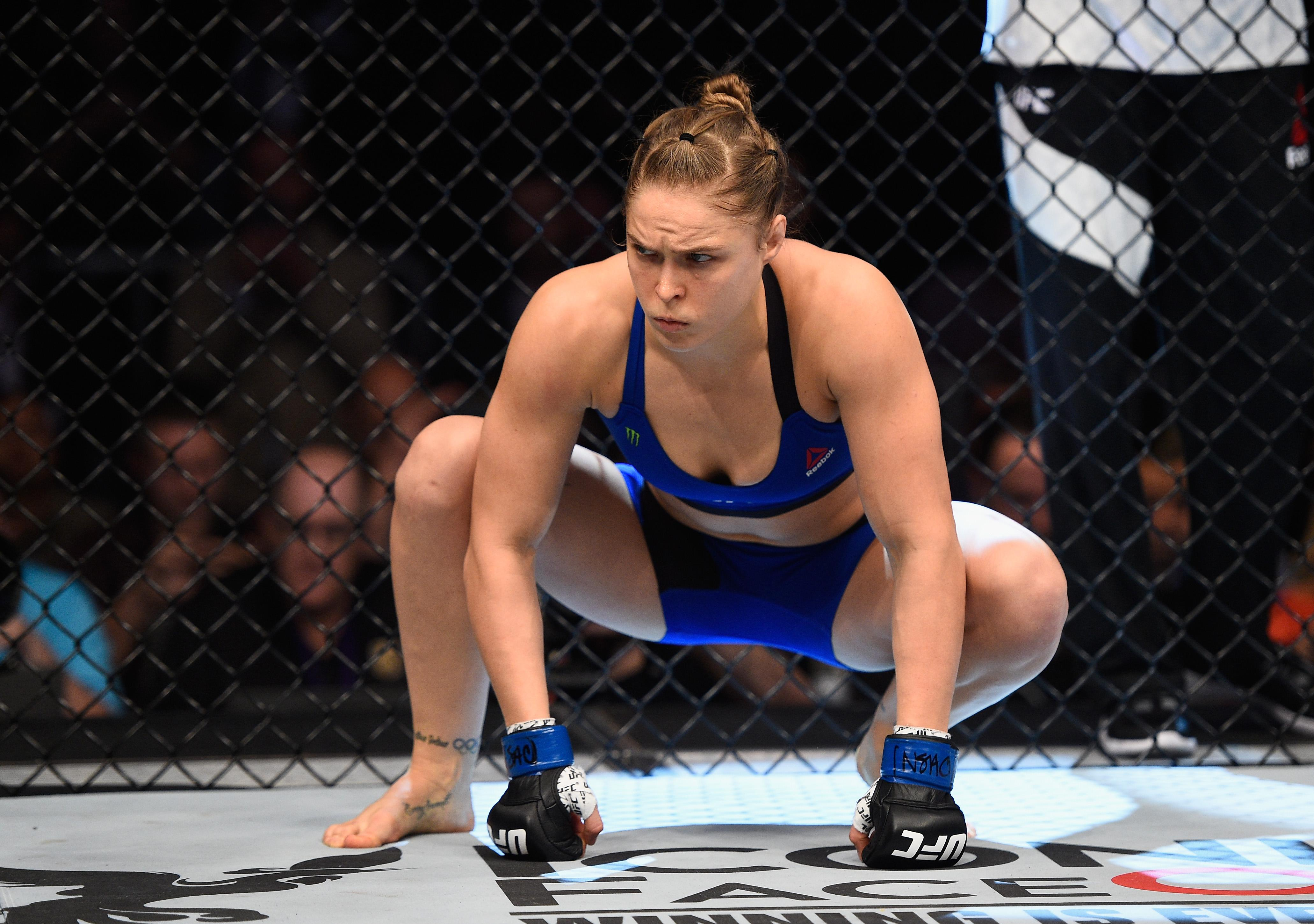 Big names such as Ronda Rousey's departure from UFC mean BT Sport will not enter a bidding war for the rights