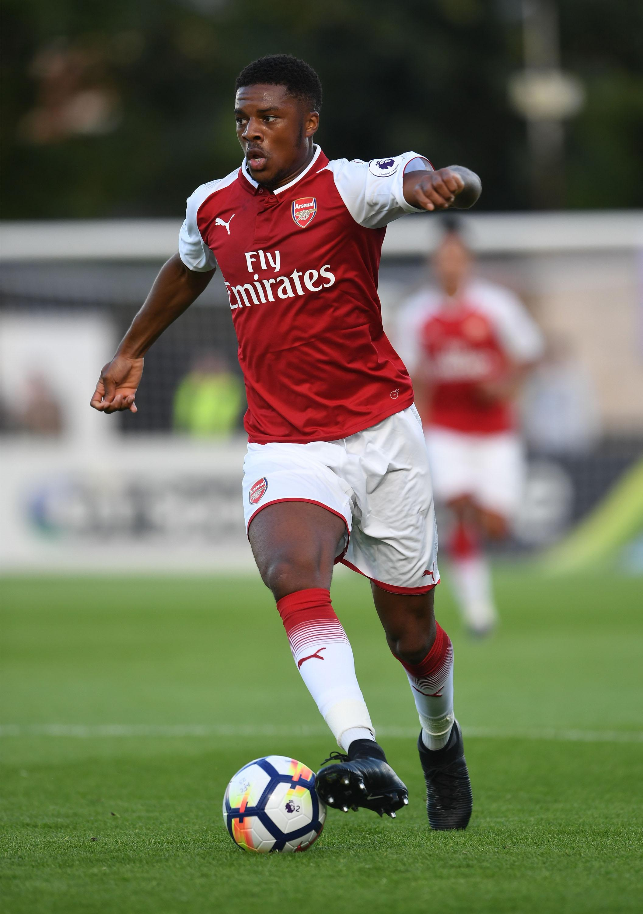 Arsenal striker Chuba Akpom is reportedly closing in on a move to join PAOK