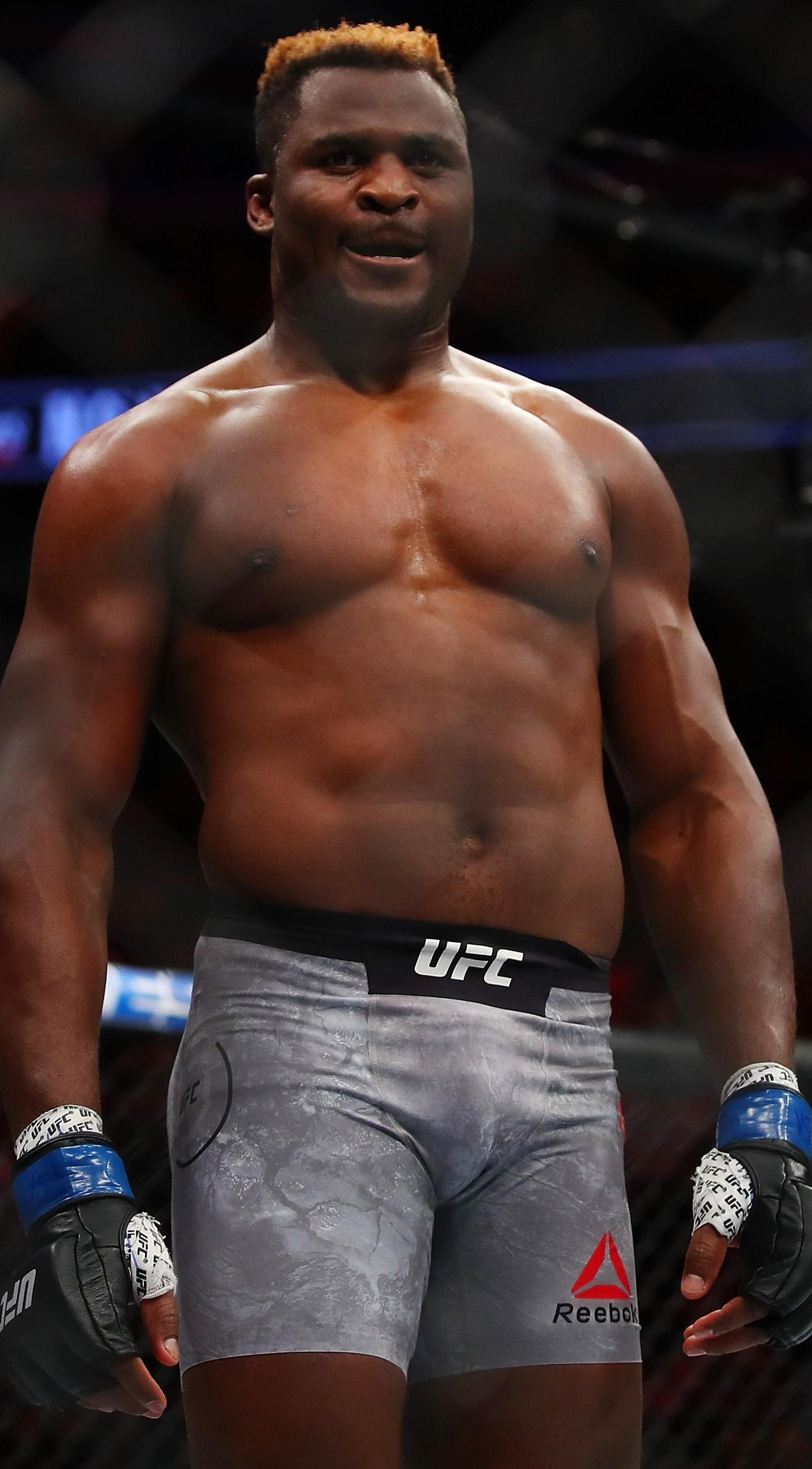 Francis Ngannou faced Miocic earlier this year and the fight went the distance