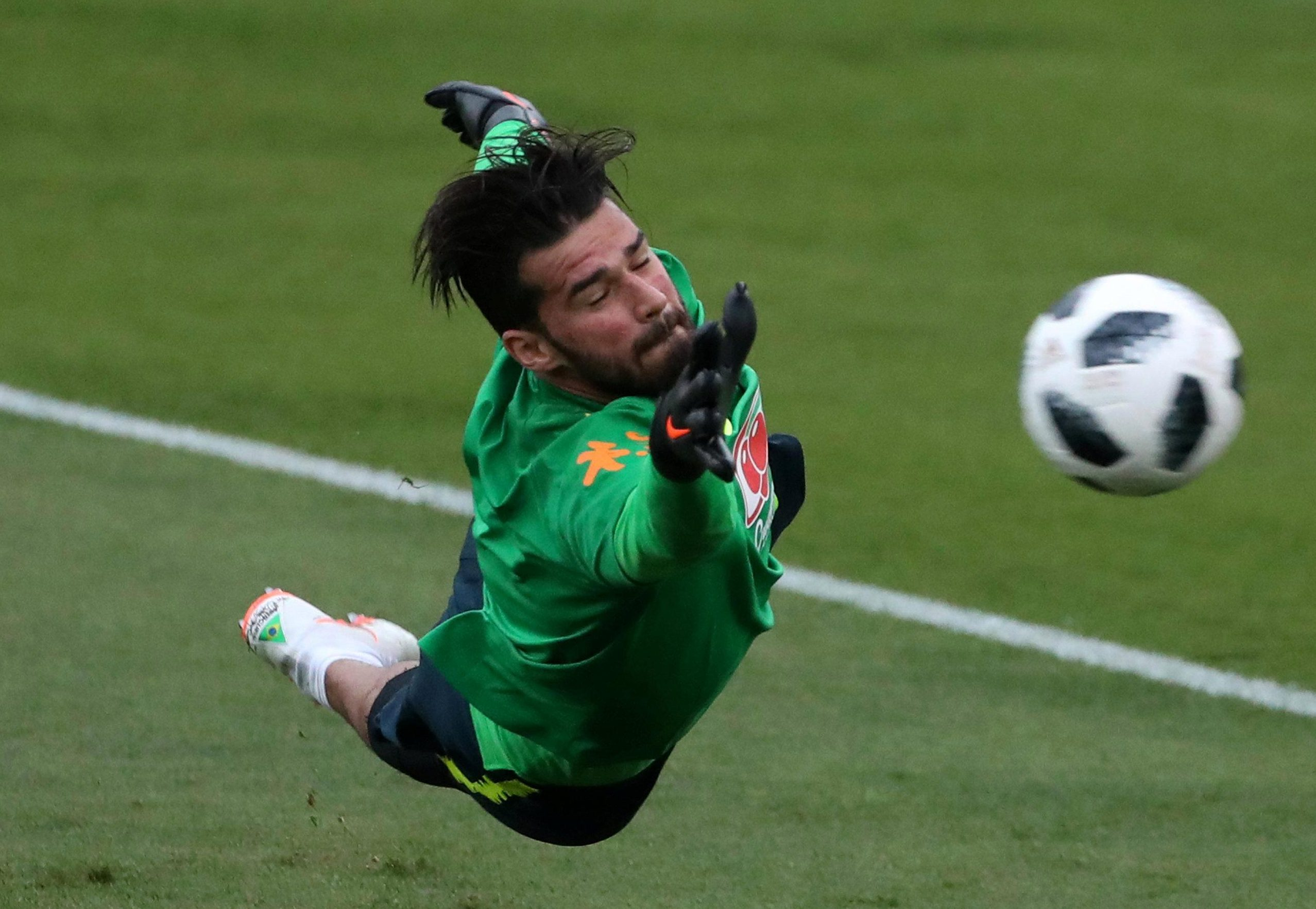 Liverpool are reportedly keen to bring in a new keeper, with Brazil No 1 Alisson Becker a logical target