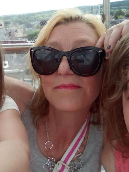 Dawn Sturgess is fighting for her life in hospital