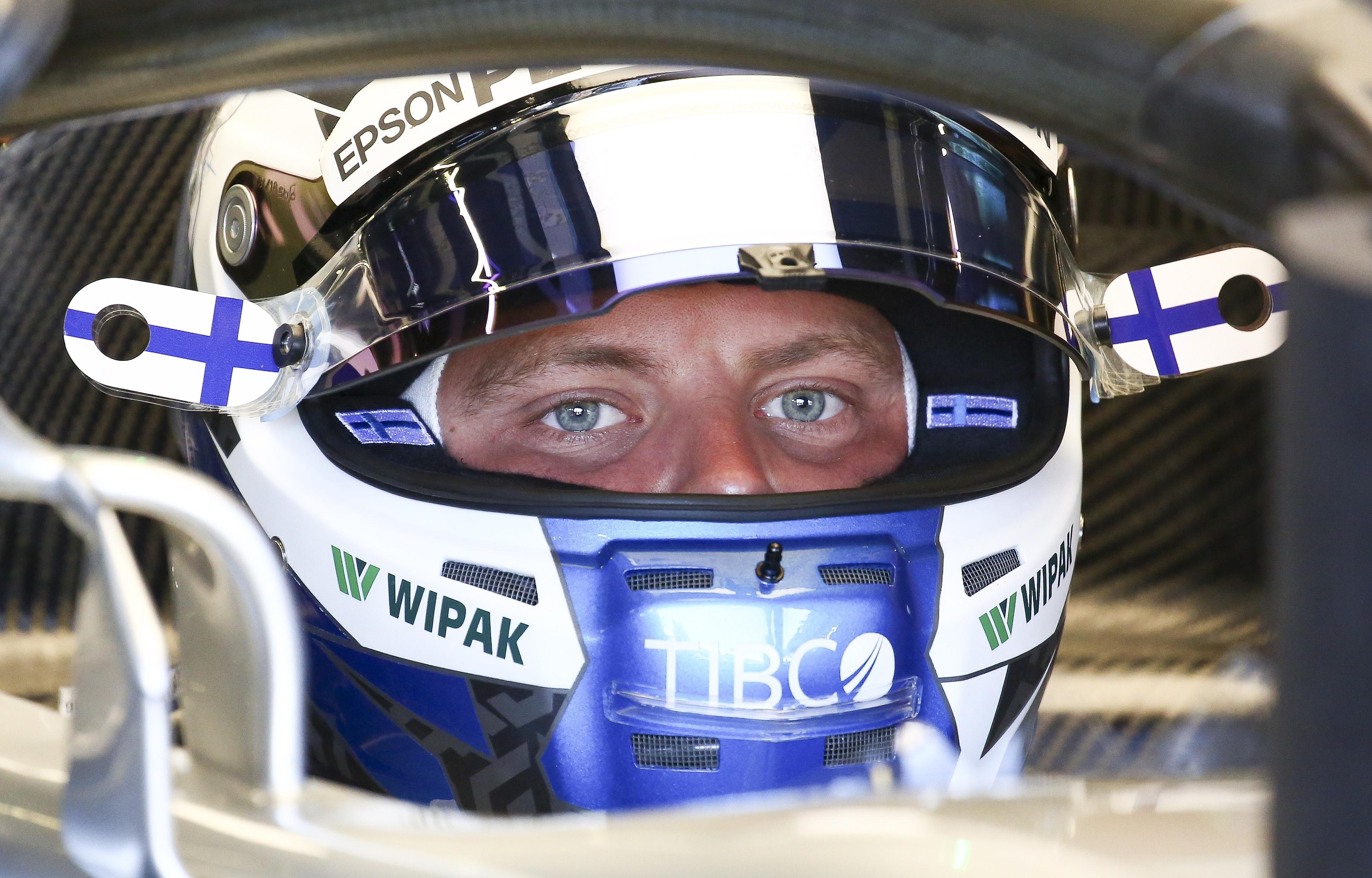 Valtteri Bottas has three Grand Prix wins since joining Mercedes
