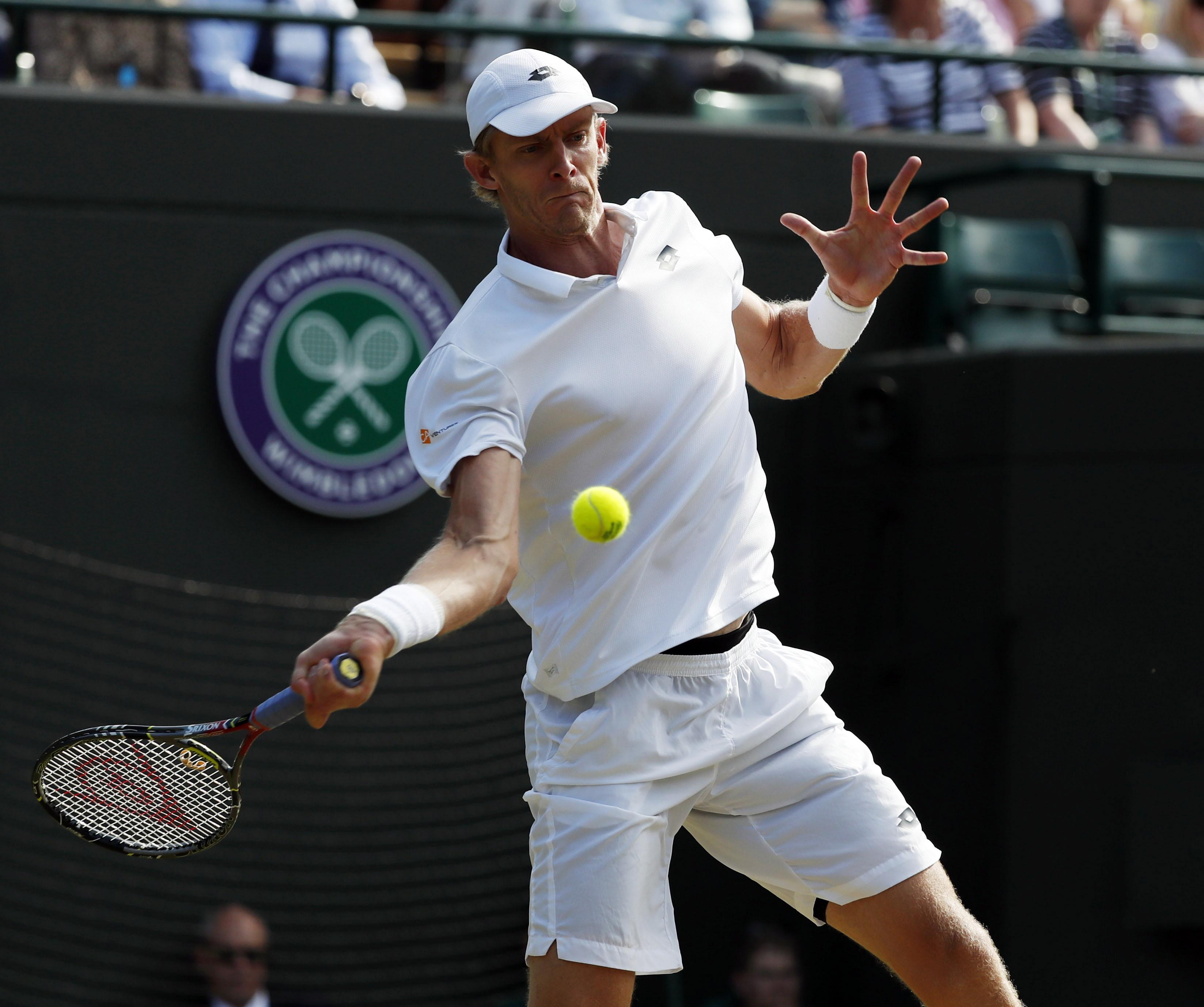 It is the first time that US Open finalist Anderson has reached the last-four at Wimbledon