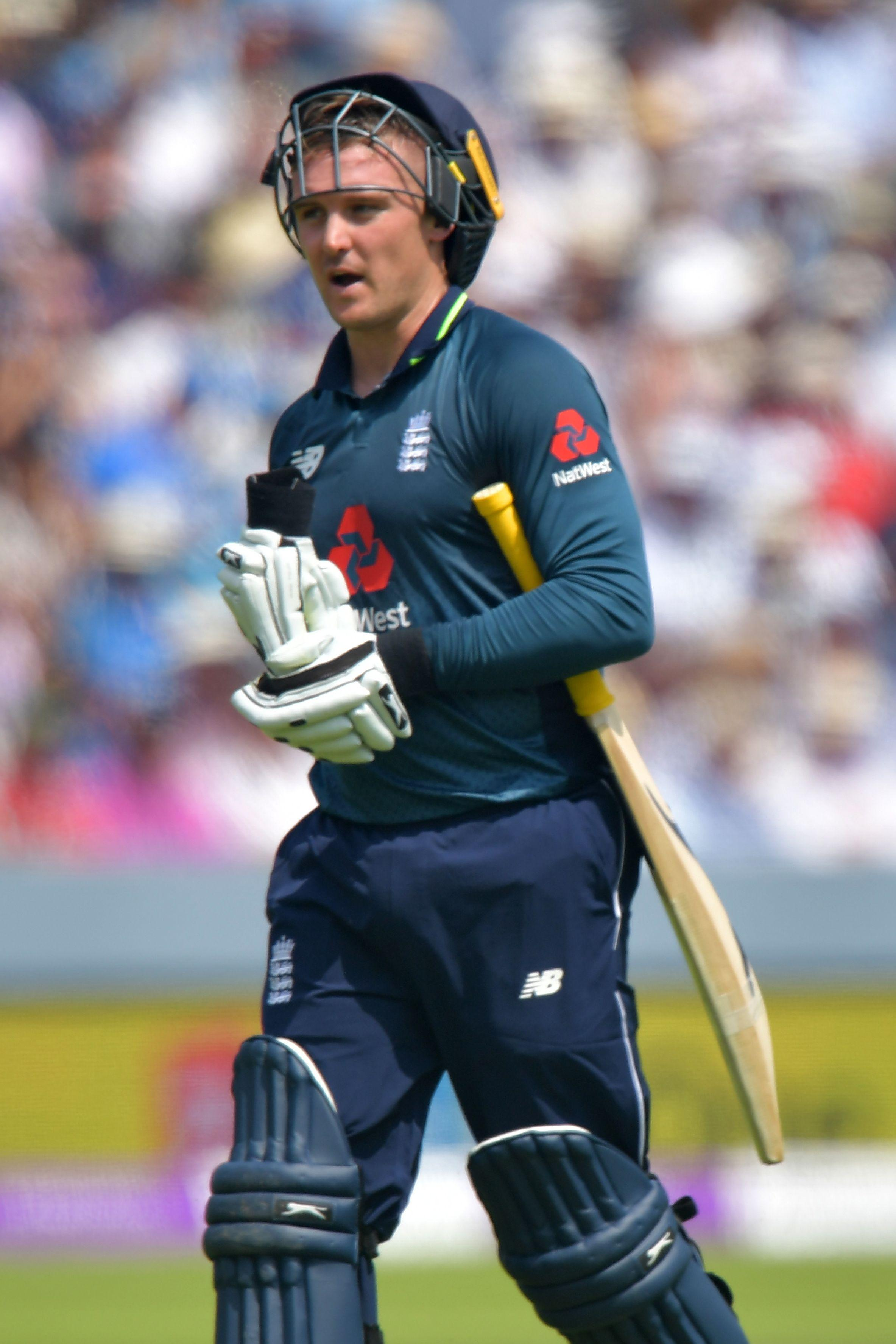 Jason Roy is rated 30-70 to play in the game at Headingley