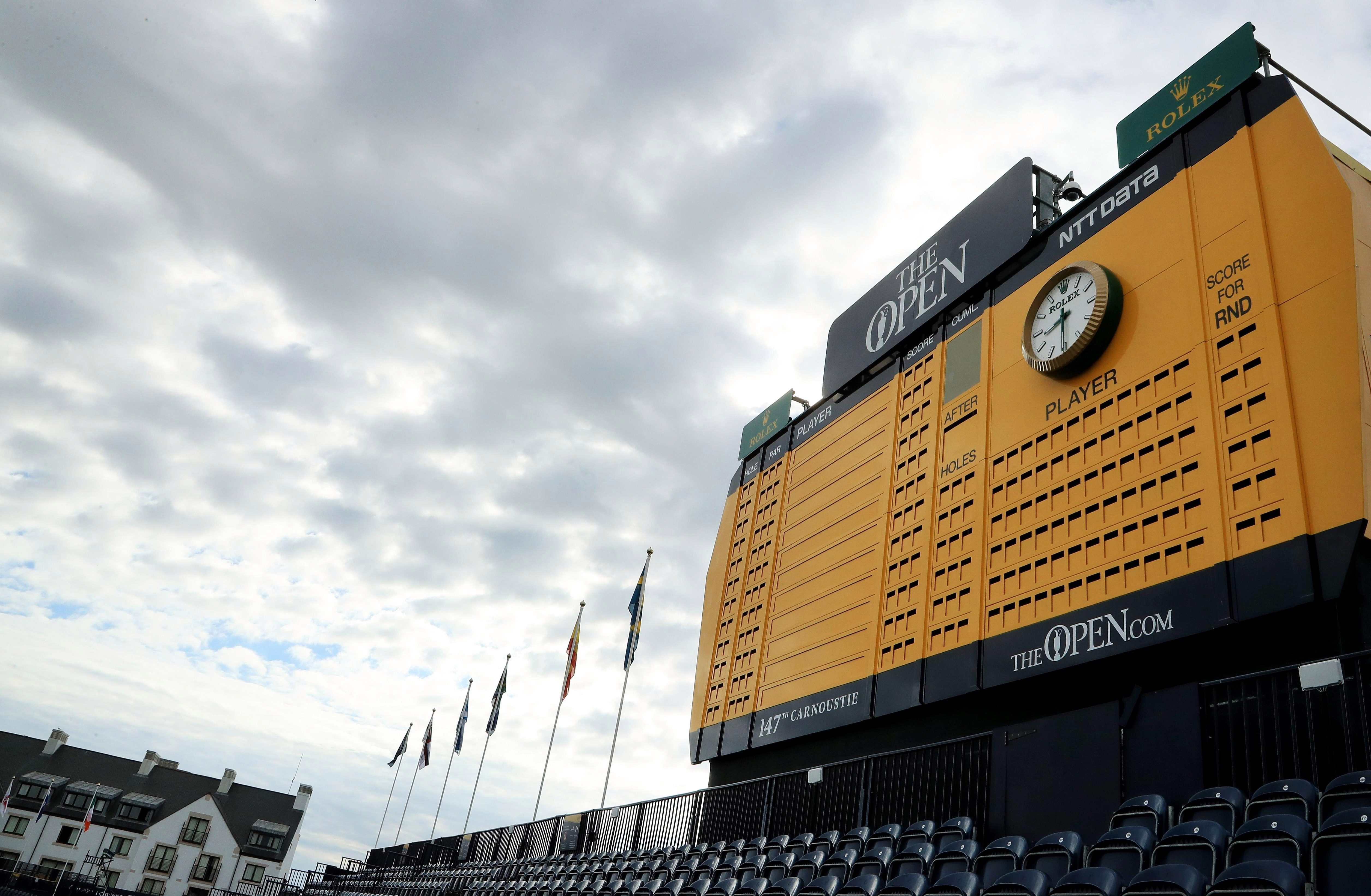 The Open returns to Carnoustie following an eleven-year absence