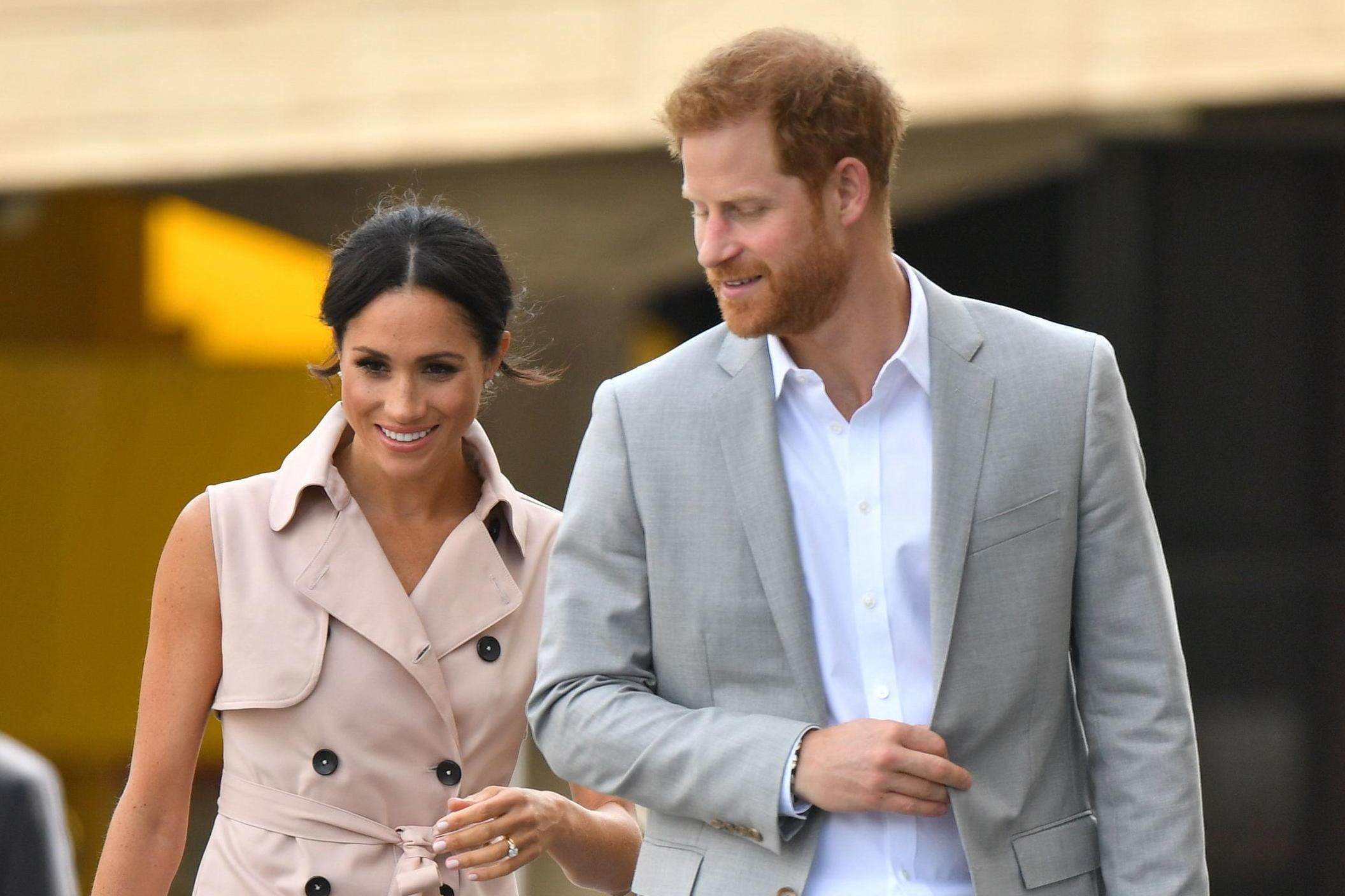 Image result for Prince Harry has made during Meghan Markle's pregnancy-The sun