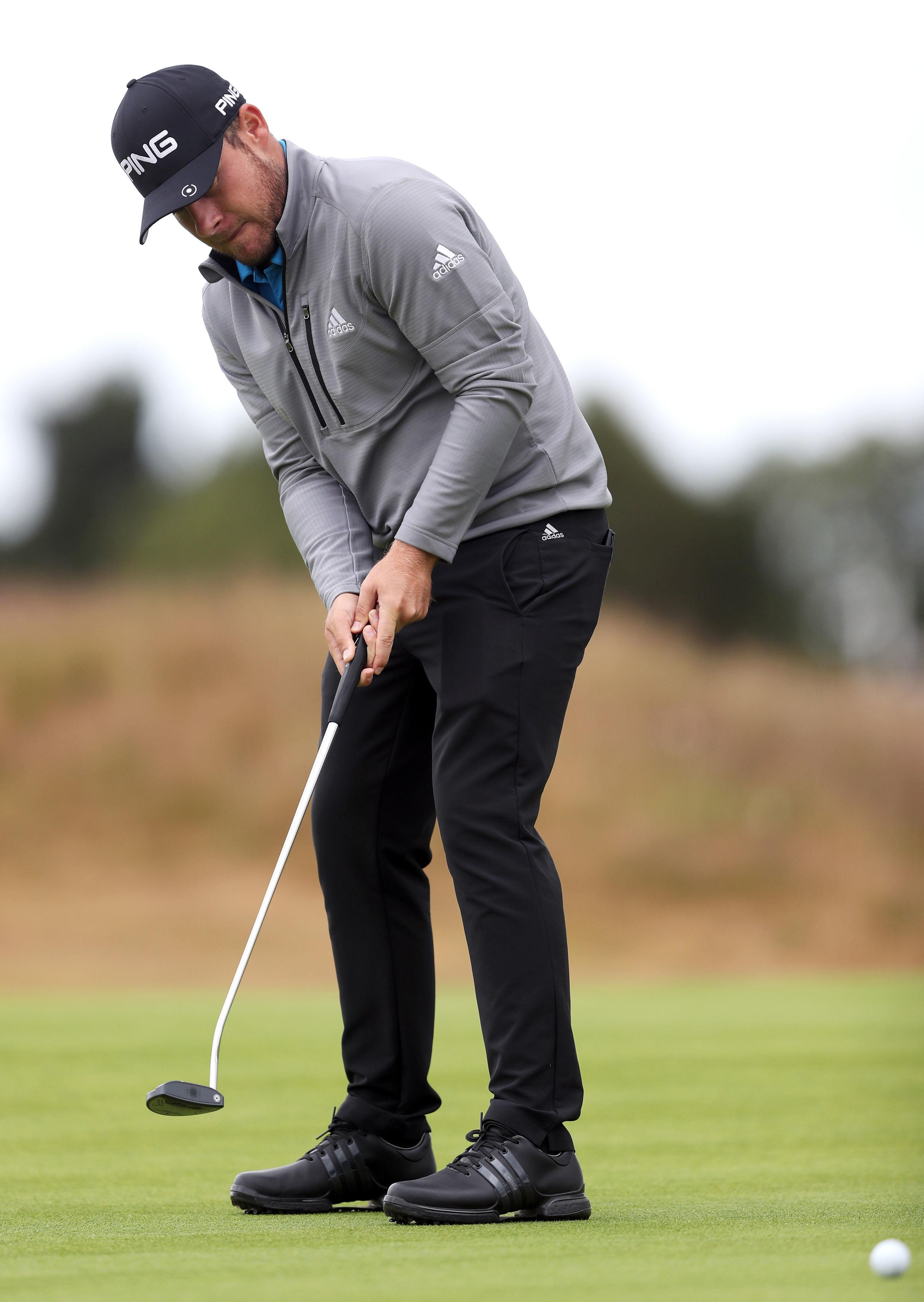 Tyrrell Hatton admits he has anger issues but is trying to curb them