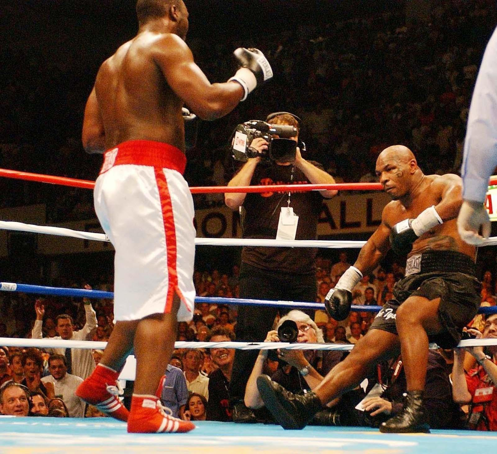 Back in 2004 Danny Williams sensationally knocked out Mike Tyson
