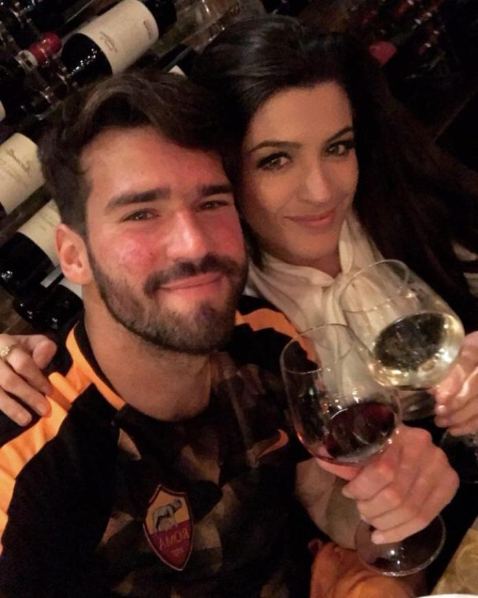 Liverpool fans will be hoping the couple toast numerous successes during their time at the club