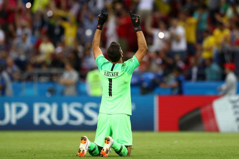 Liverpool beat Chelsea and Real Madrid to the signature of Alisson