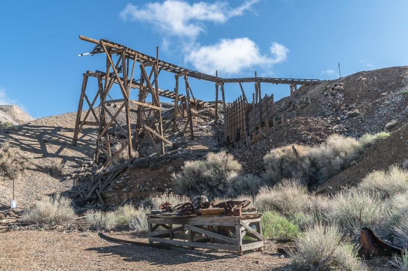 The rundown village surrounded by rugged terrain was bought by hospitality entrepreneur Brent Underwood and PR mogul Jon Bier