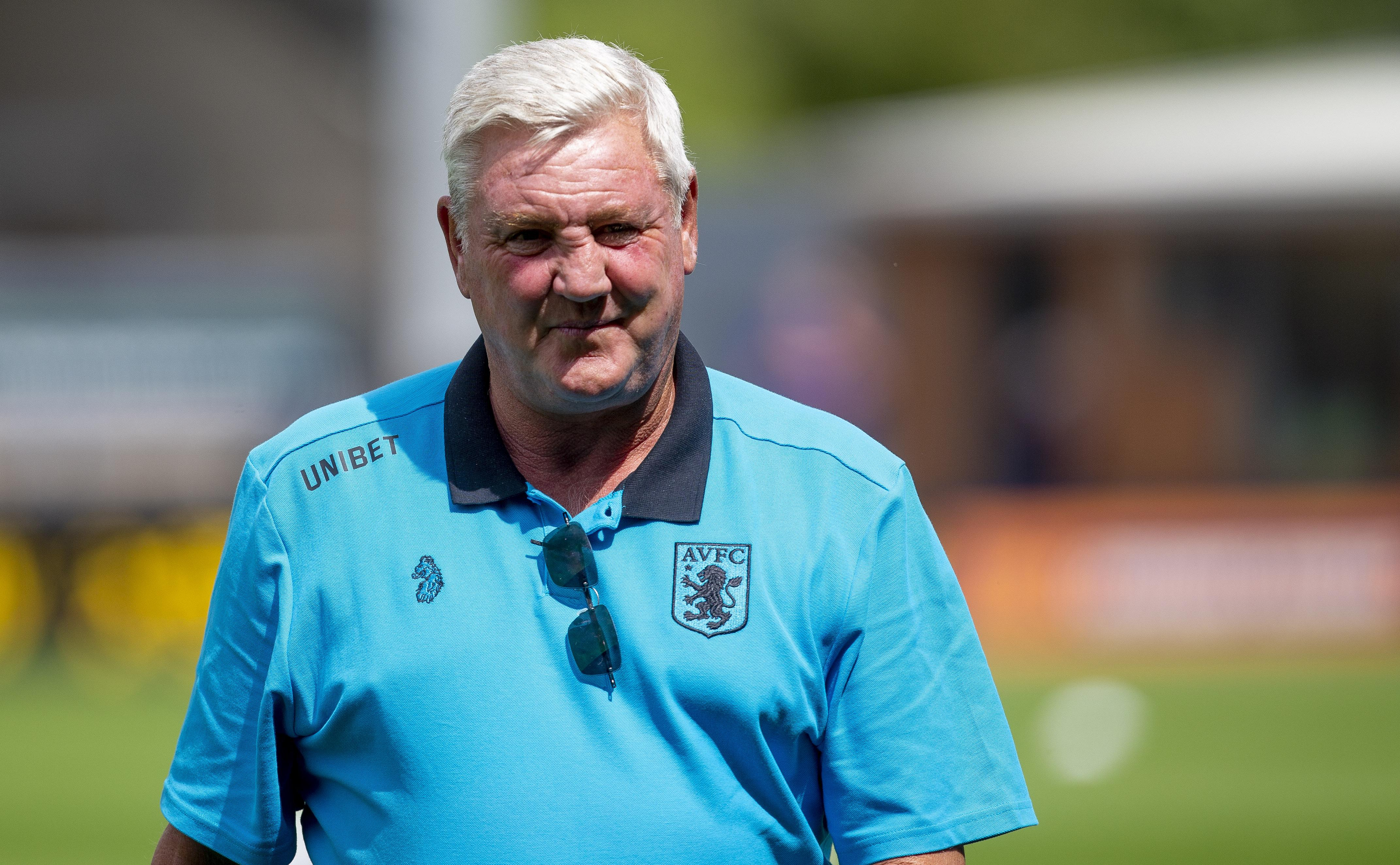 Villa are the eighth club of Bruce's managerial career, which began at Sheffield United in 1998