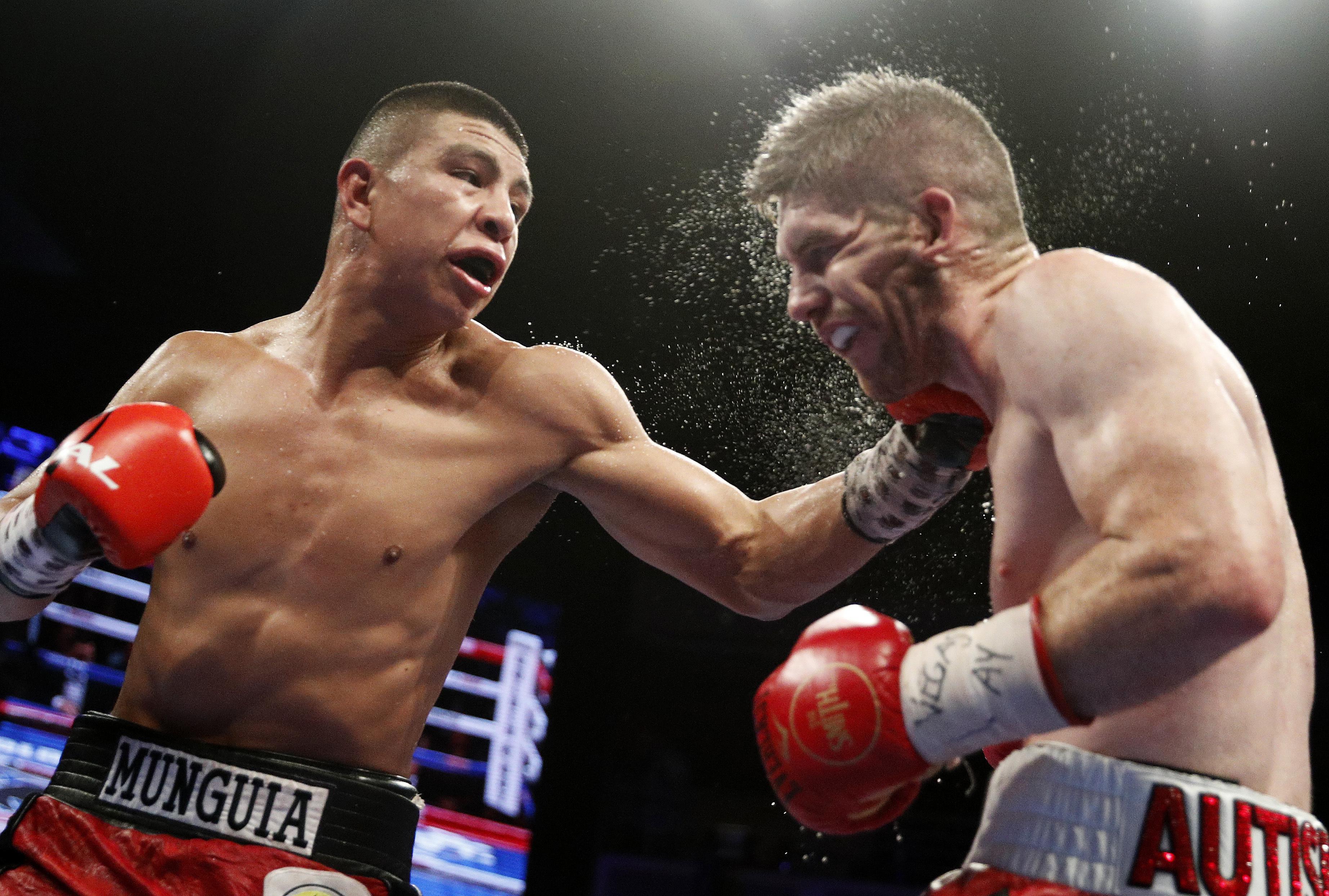 Jaime Munguia is unbeaten in 30 fights