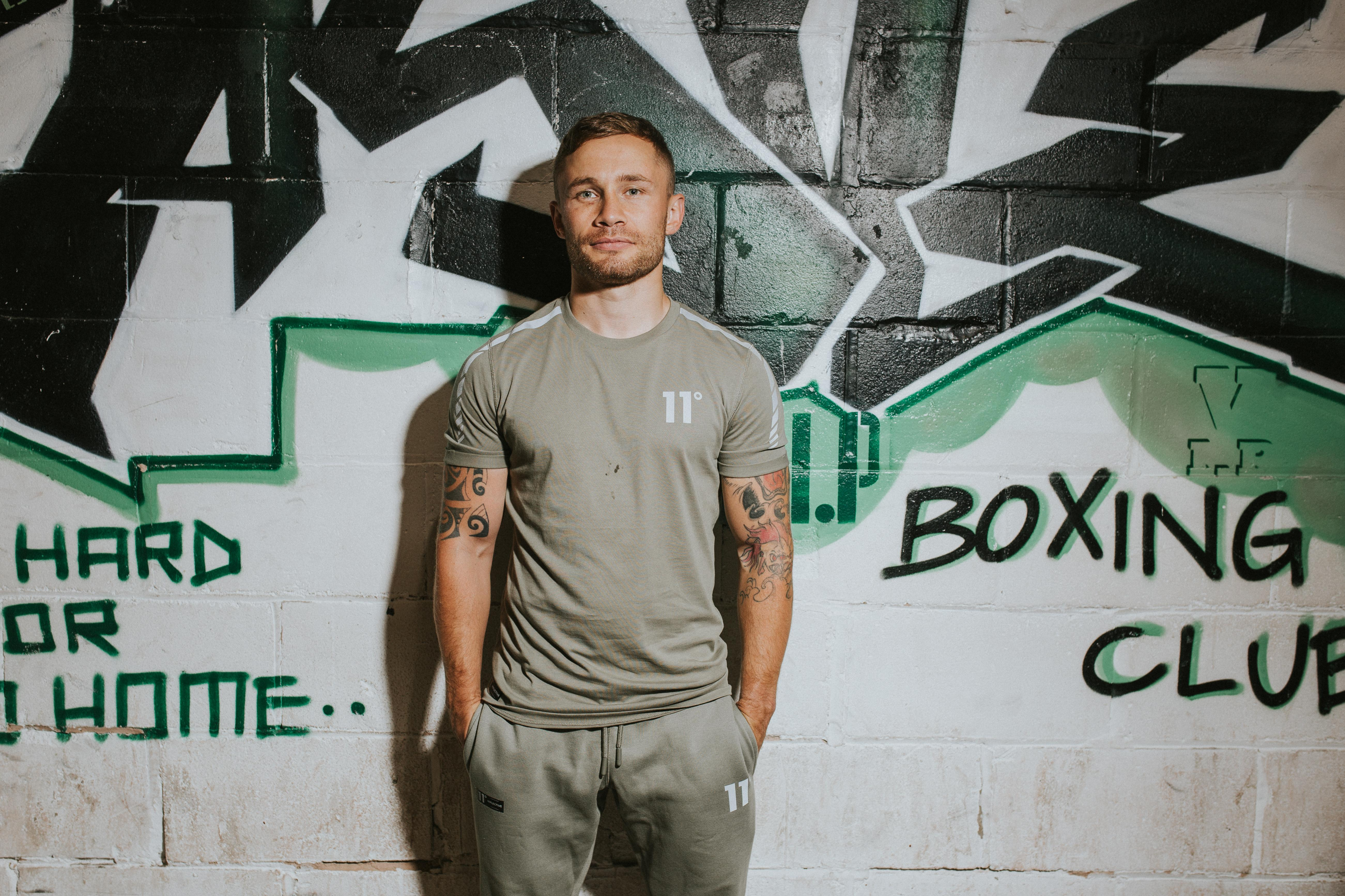 Carl Frampton has worked out his path to world titles, and it will all start on August 18 at his 'home' of Windsor Park