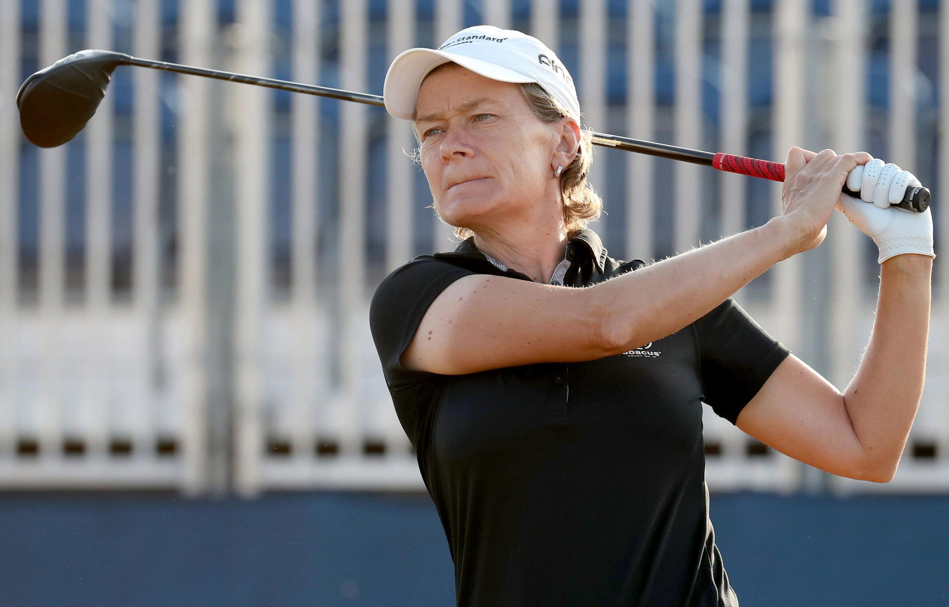 Former Solheim Cup European team captain Catriana Matthew is also in the line-up